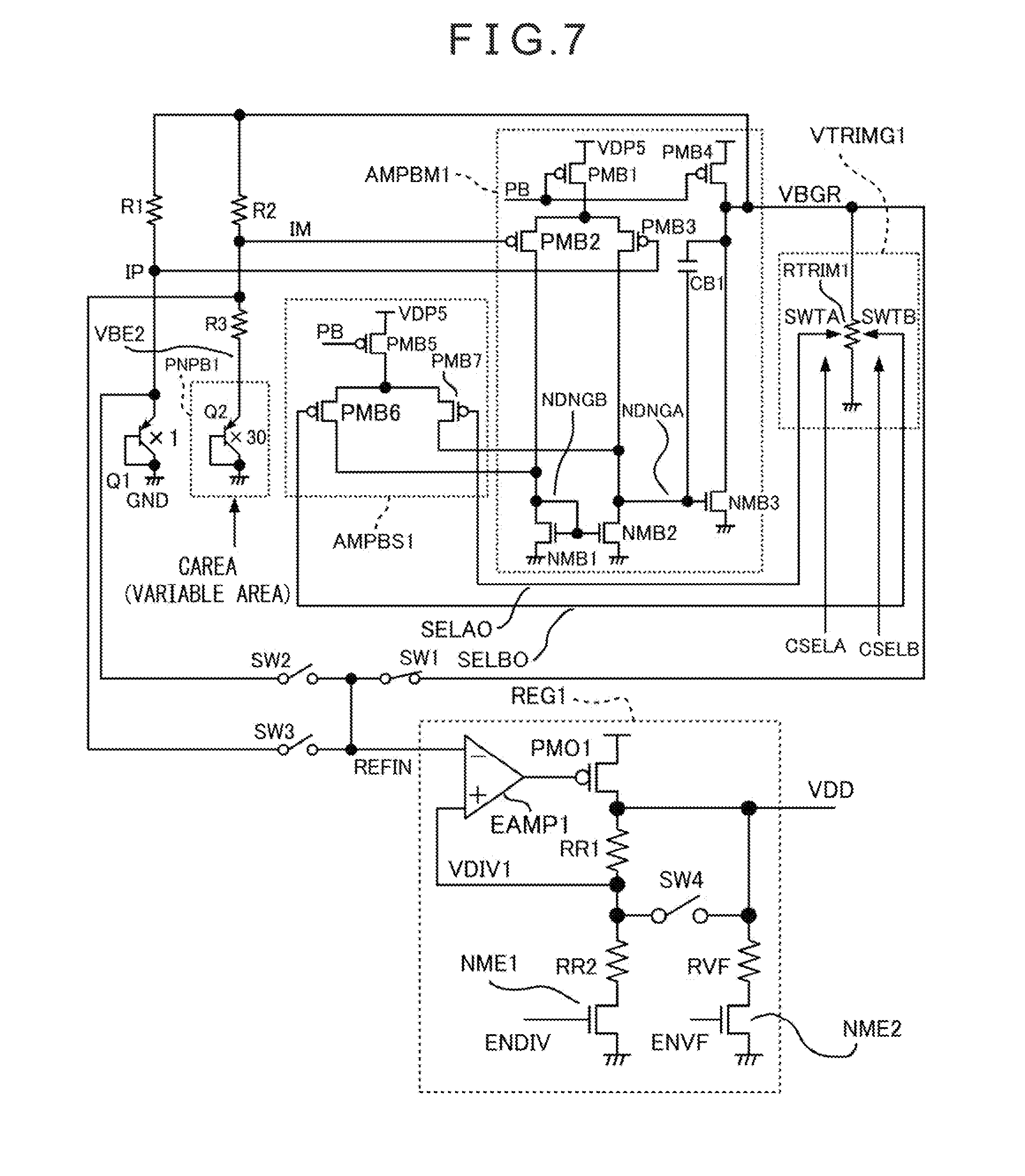 Patent Us20120212194 Reference Voltage Circuit And Semiconductor P N Junction Diagram Drawing