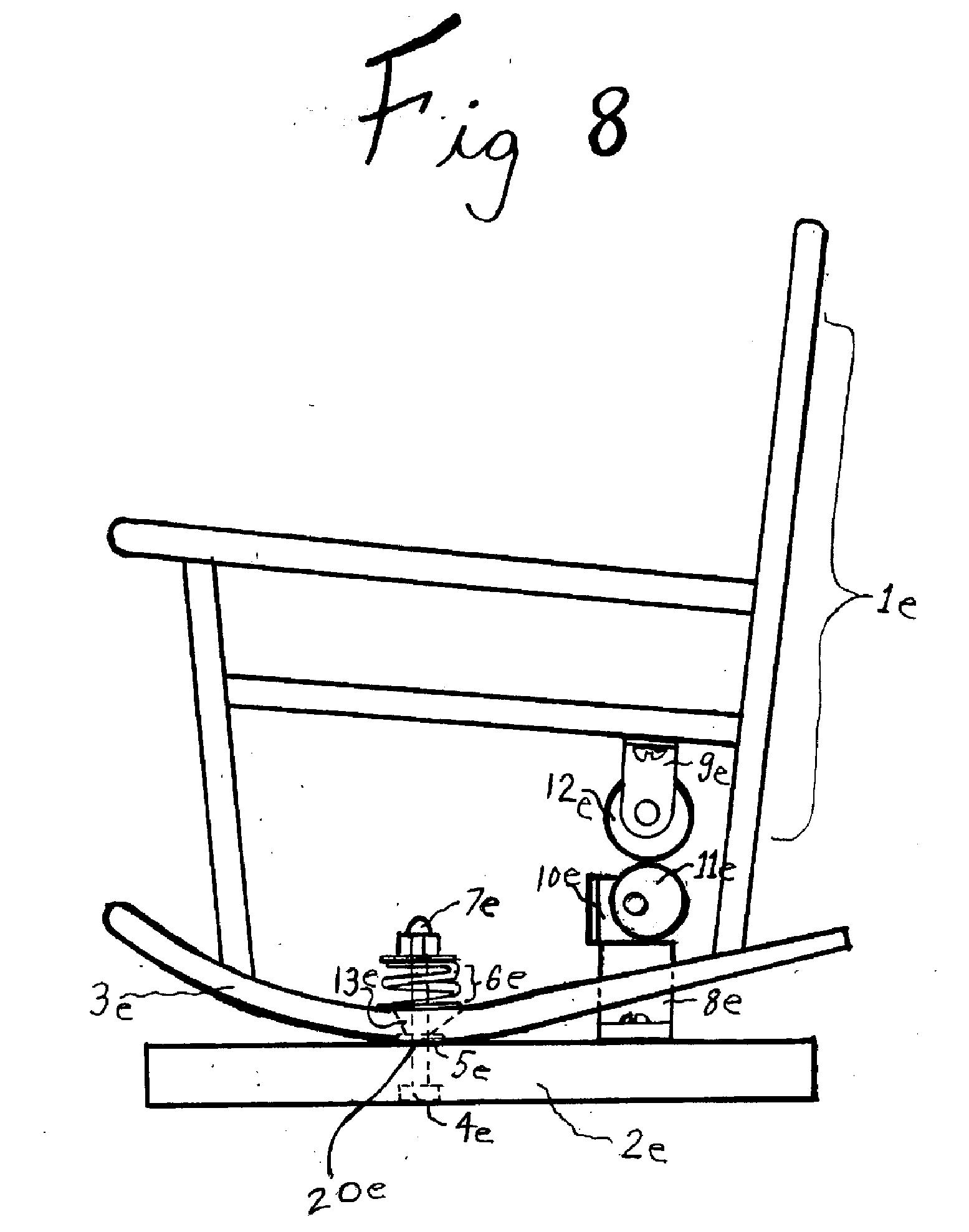 Patent US Reciprocating Rocking Device Google Patents