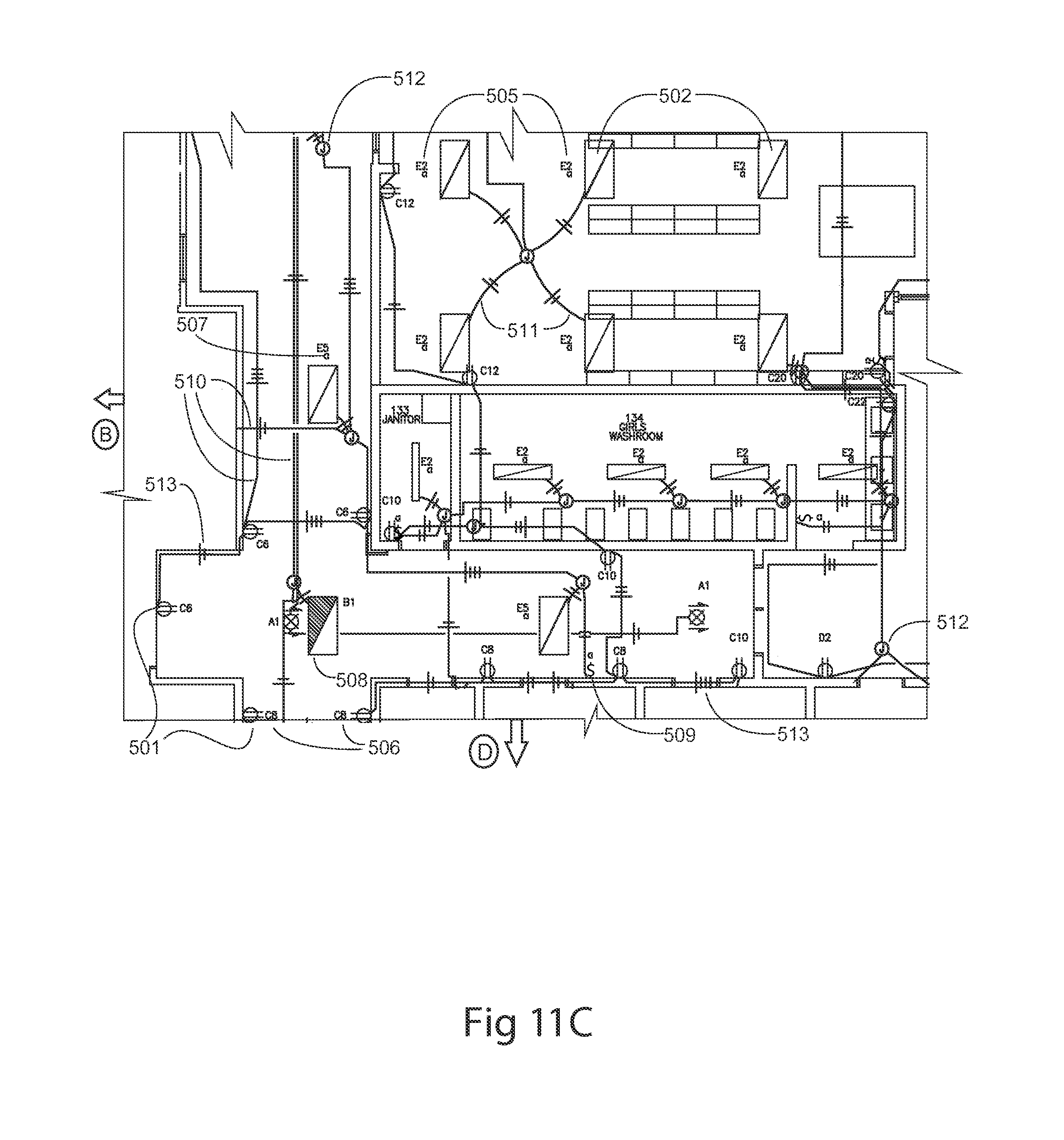 patent us20120221986 system and process for automated circuiting Transformer Disconnect Wiring Diagram Transformer Disconnect Wiring Diagram #69 200 Amp Disconnect Wiring Diagram