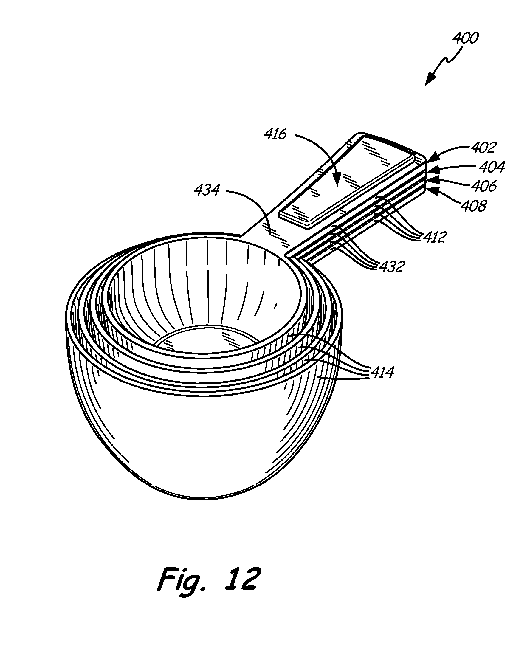 Patent US20120222482 - Measuring Spoons and Cups - Google ...