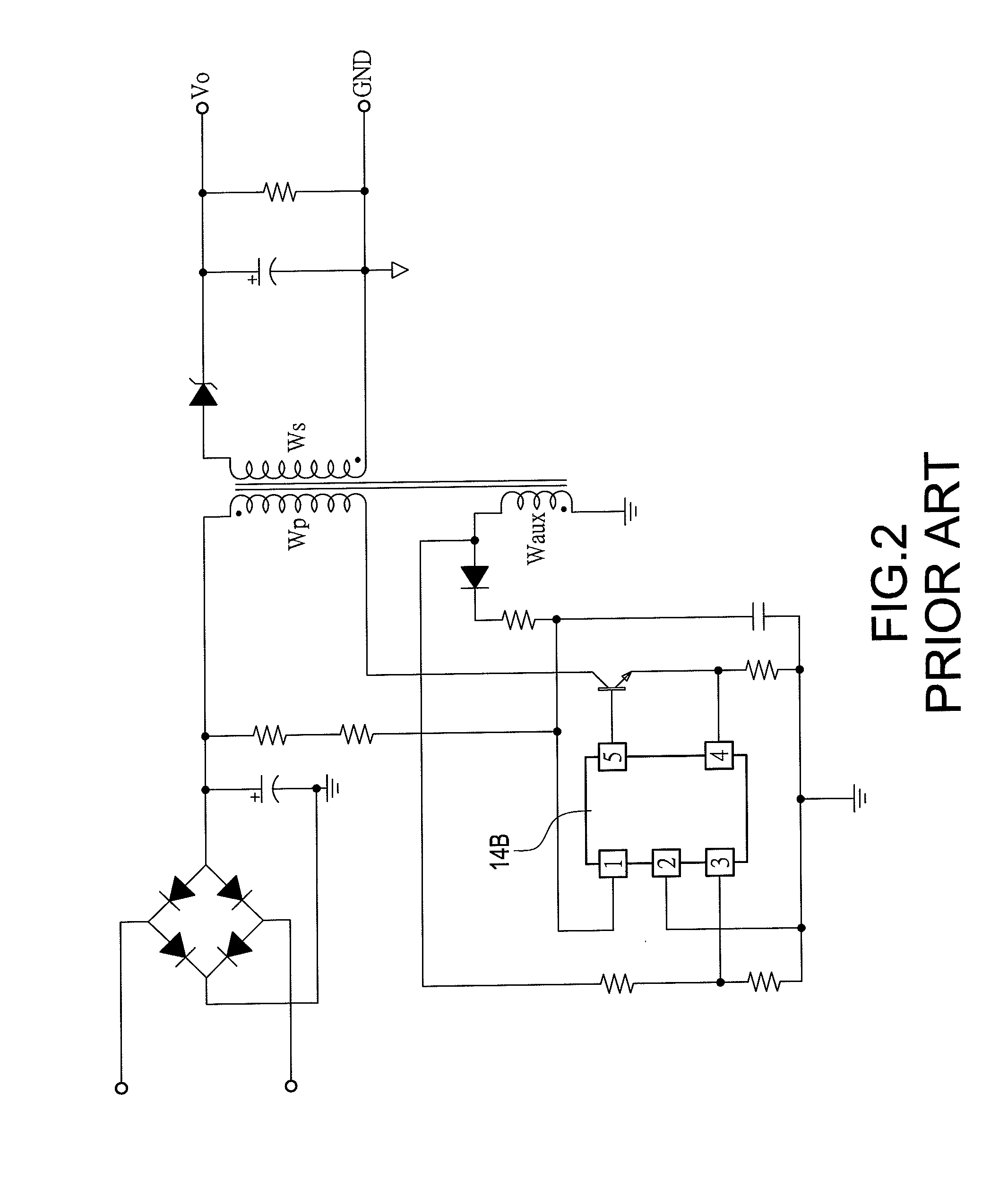 Patent Us20120250366 Flyback Converter With Primary Side And Basic Single Output Circuit Diagram Drawing