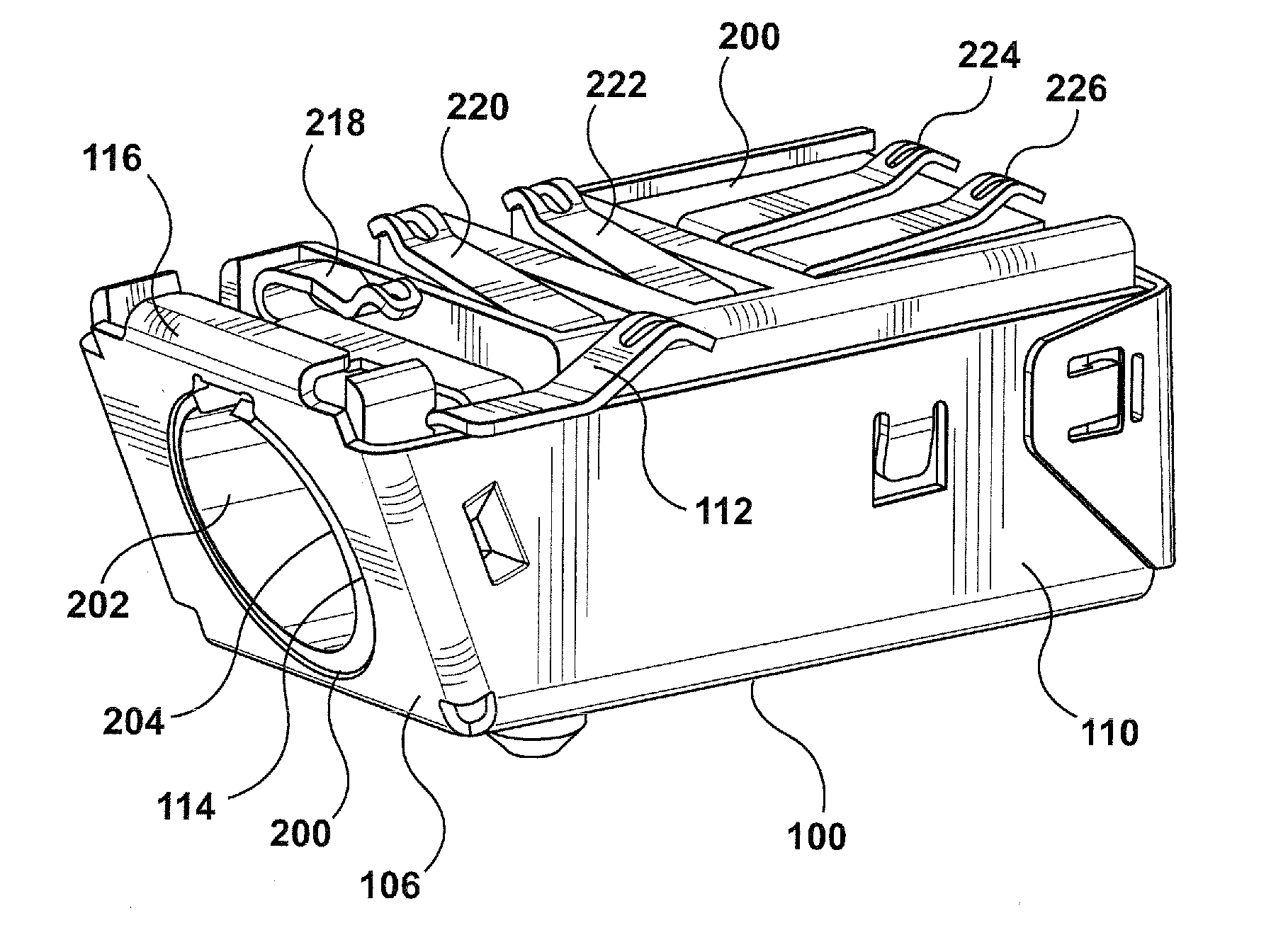 1999 Chevy Silverado Heater Core Removal 2000 S10 Wiring Diagram Patent Us20120250911 Audio Jack With Emi Shielding Google Patents Replacement
