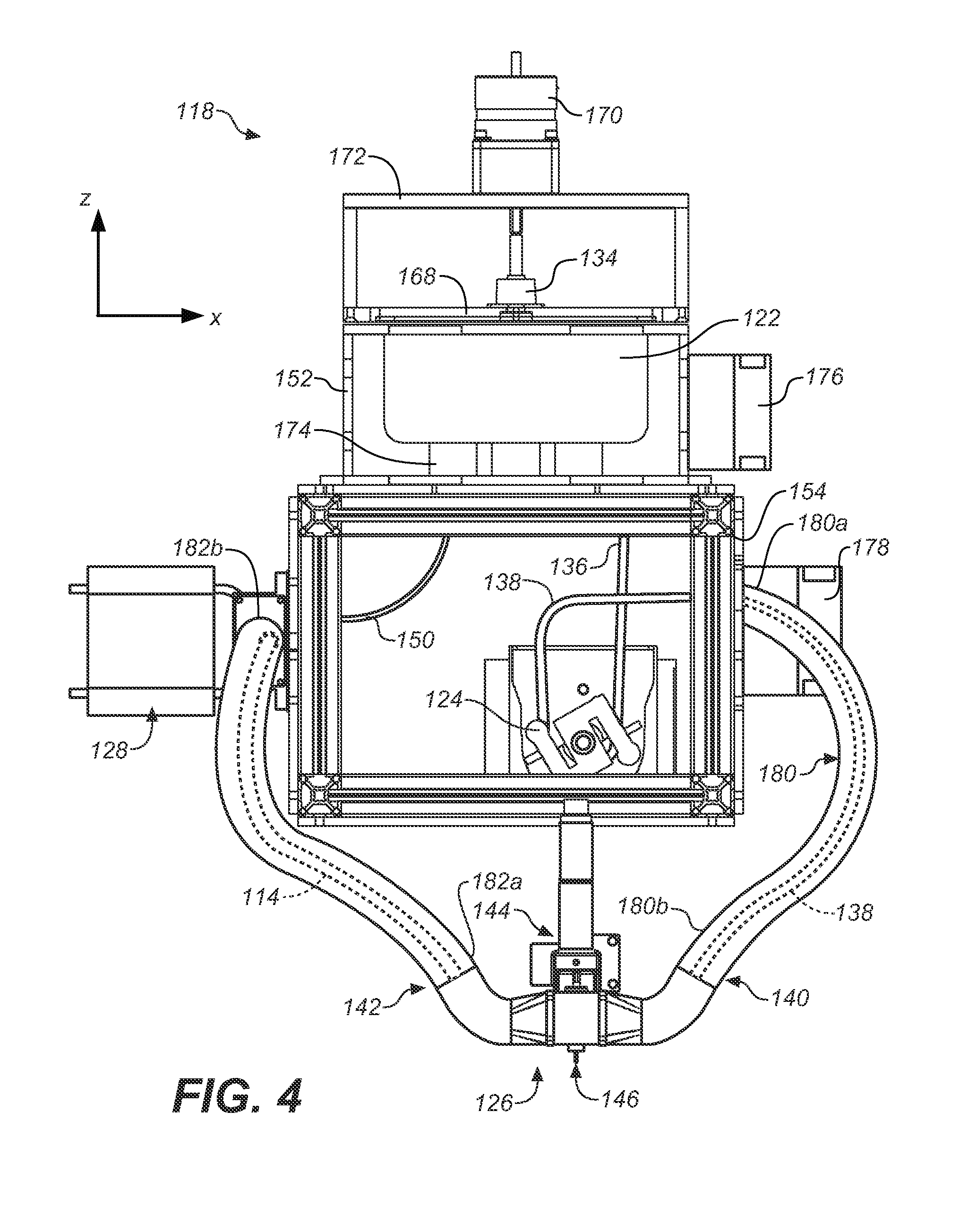 Patent US20120251688 - Additive manufacturing system and method ...