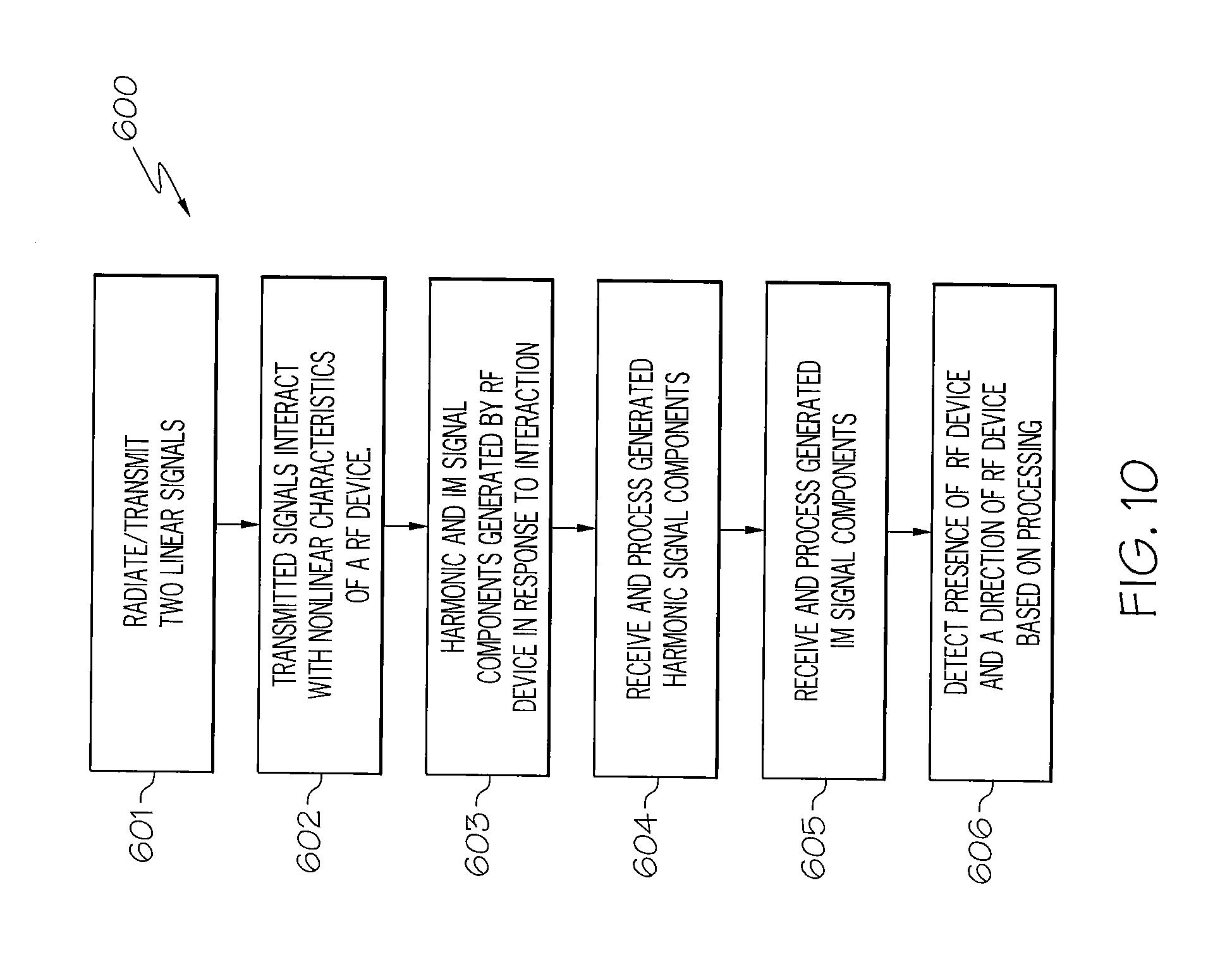 Patent Us20120256783 Radar Detection And Location Of Radio Transponder Circuit Diagram Tradeoficcom Drawing