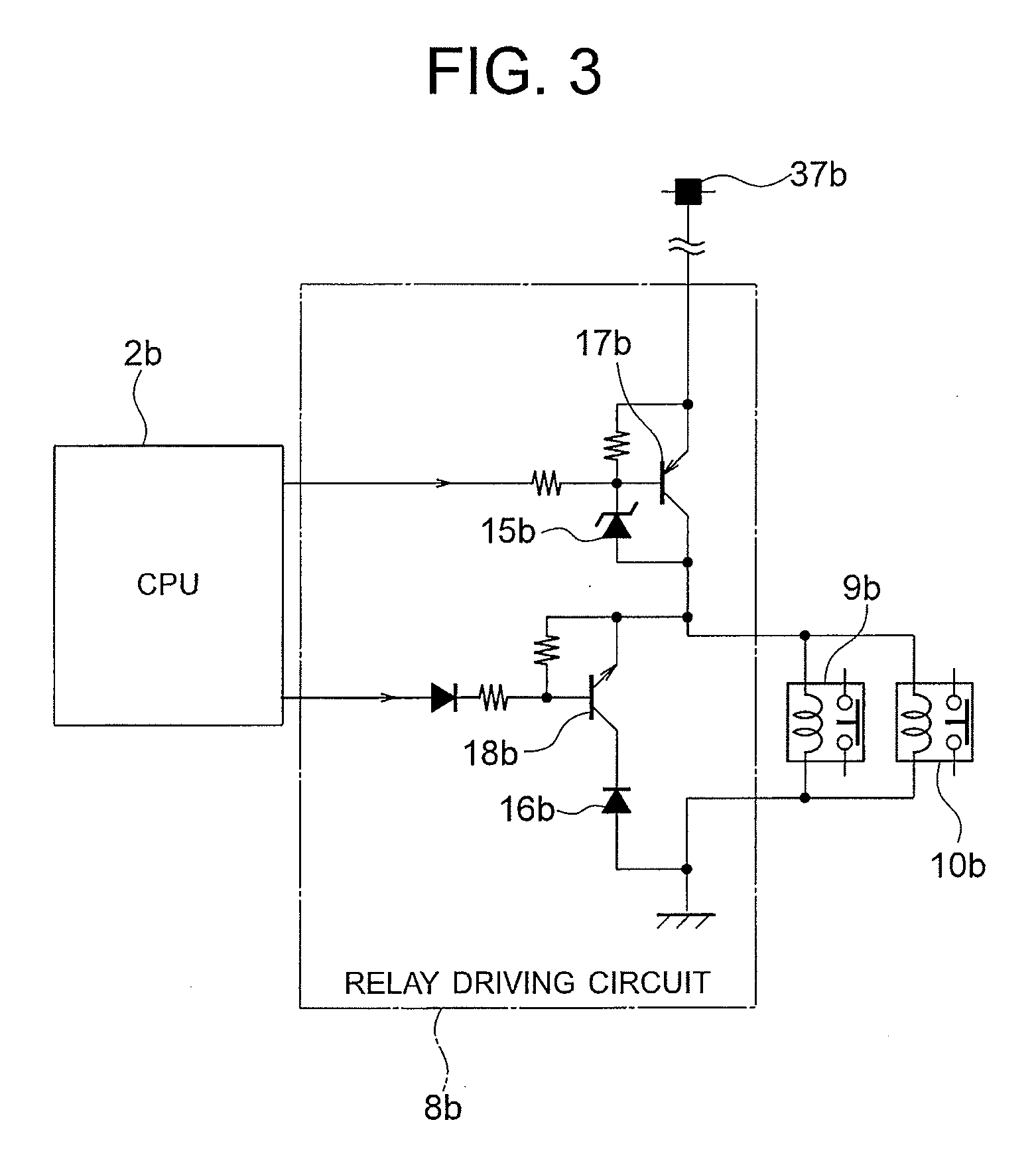 Patent Us20120261207 Electric Power Steering Device Google Patents Basic Relay Driver Circuit Drawing