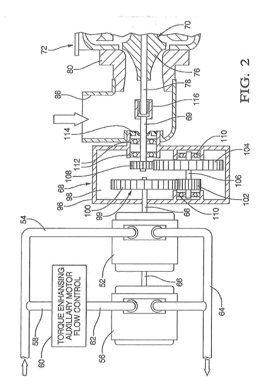 Patent US20120266595 Hydraulic turbo accelerator apparatus – Diagram Schematic Transmission 2 Engine94