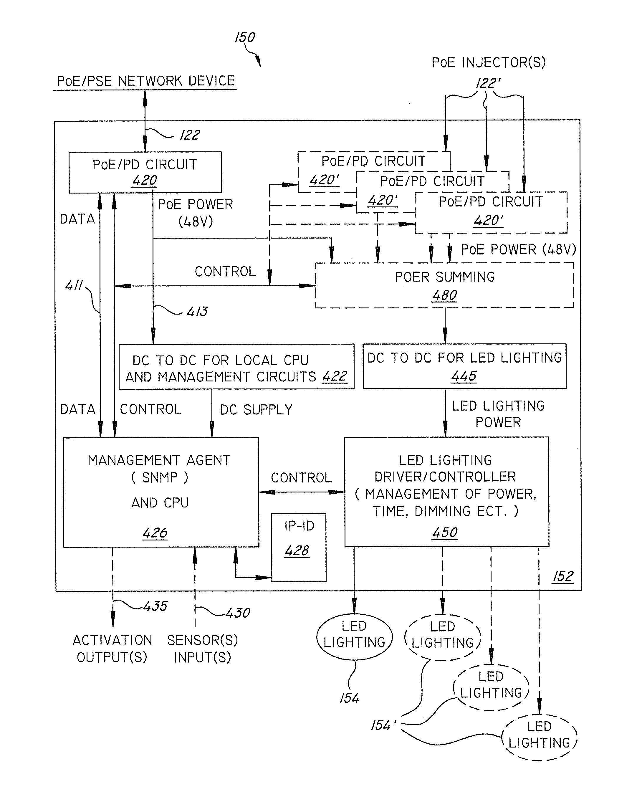 Patente Us20120271477 System And Method For Illumination Using Light Bulb Wiring Diagram Leviton 660 Patent Drawing