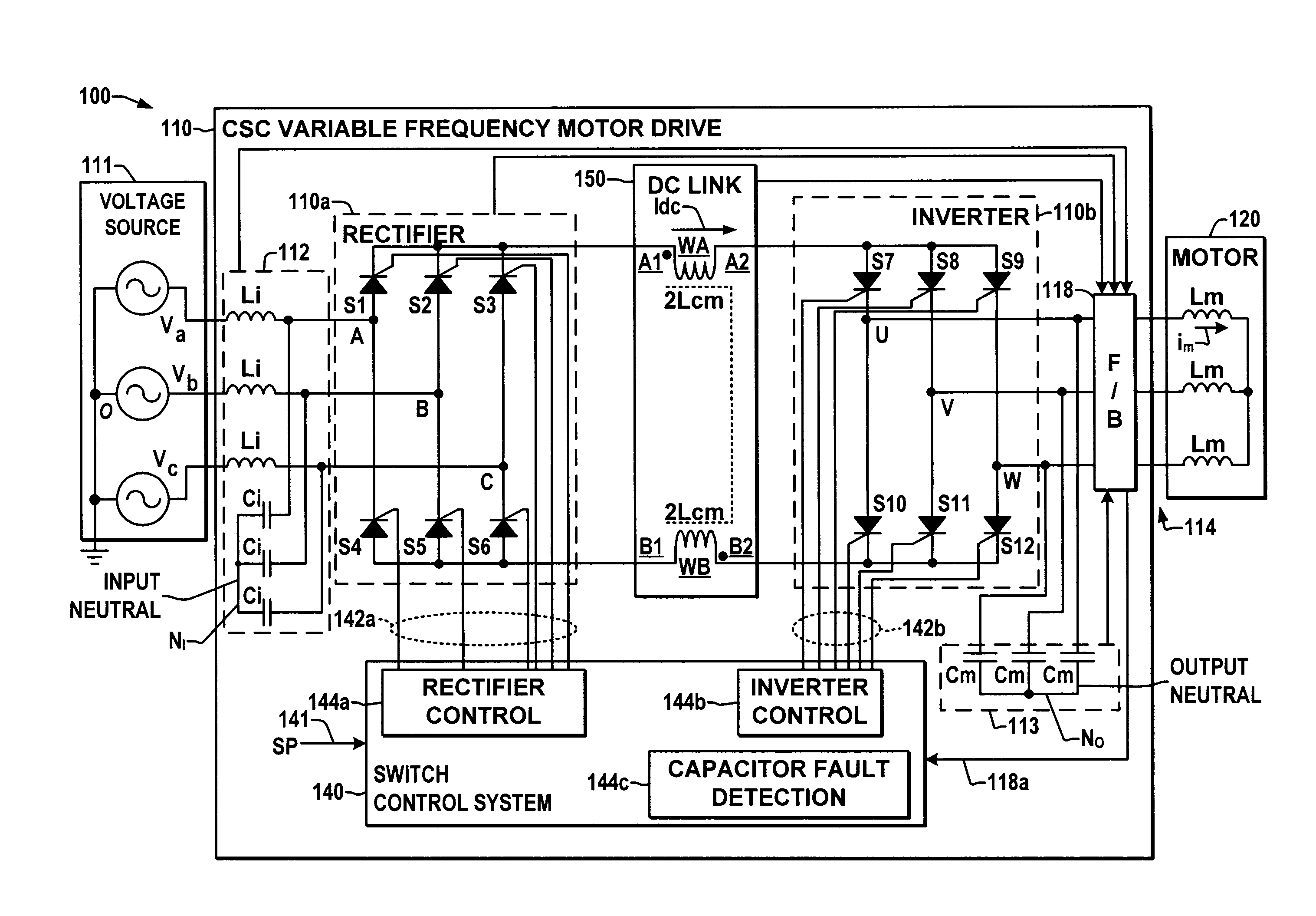 Patent Us20120271572 Variable Frequency Drive And