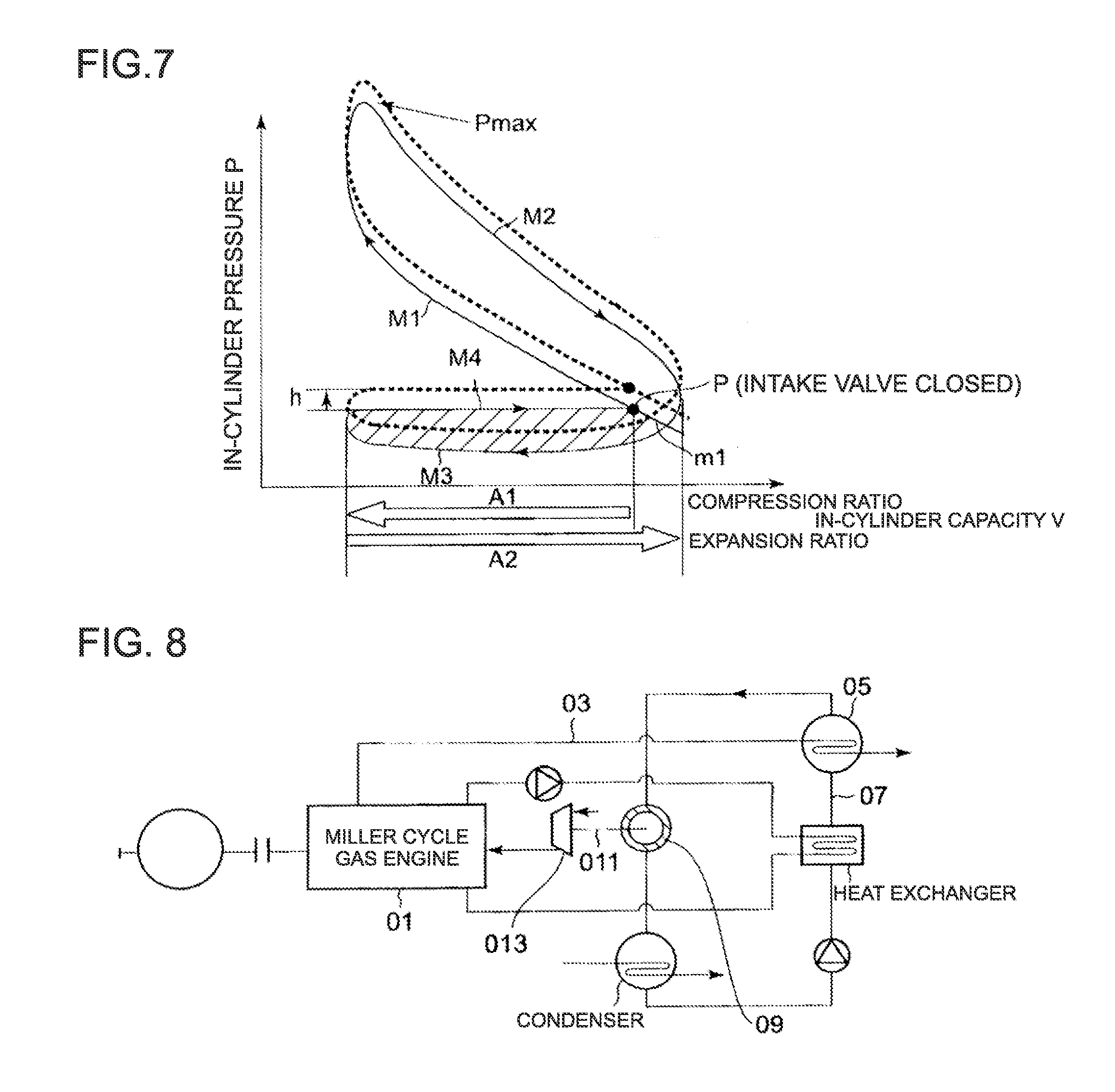 patent us20120279218 - miller cycle engine