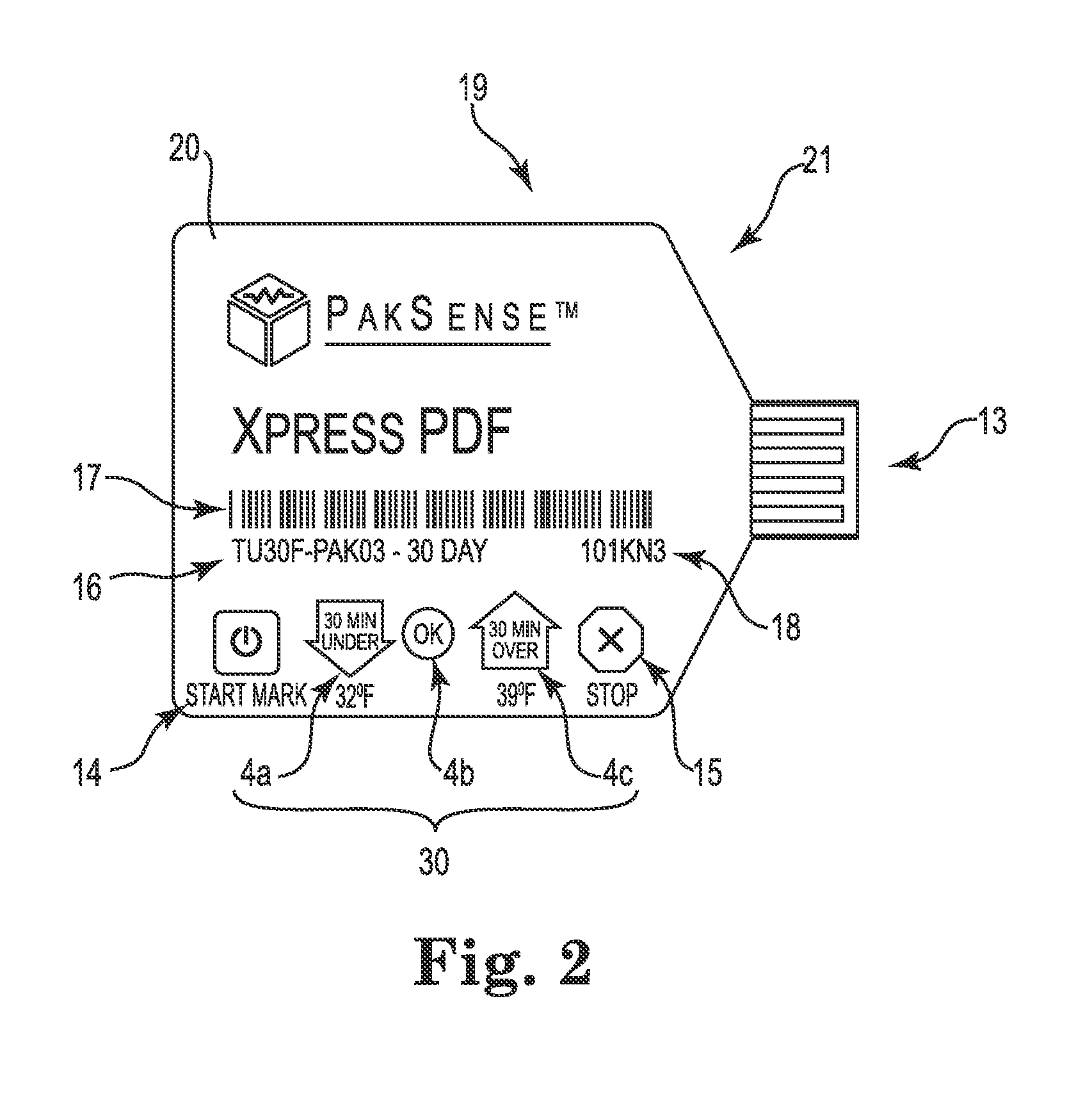 patent us20120280814