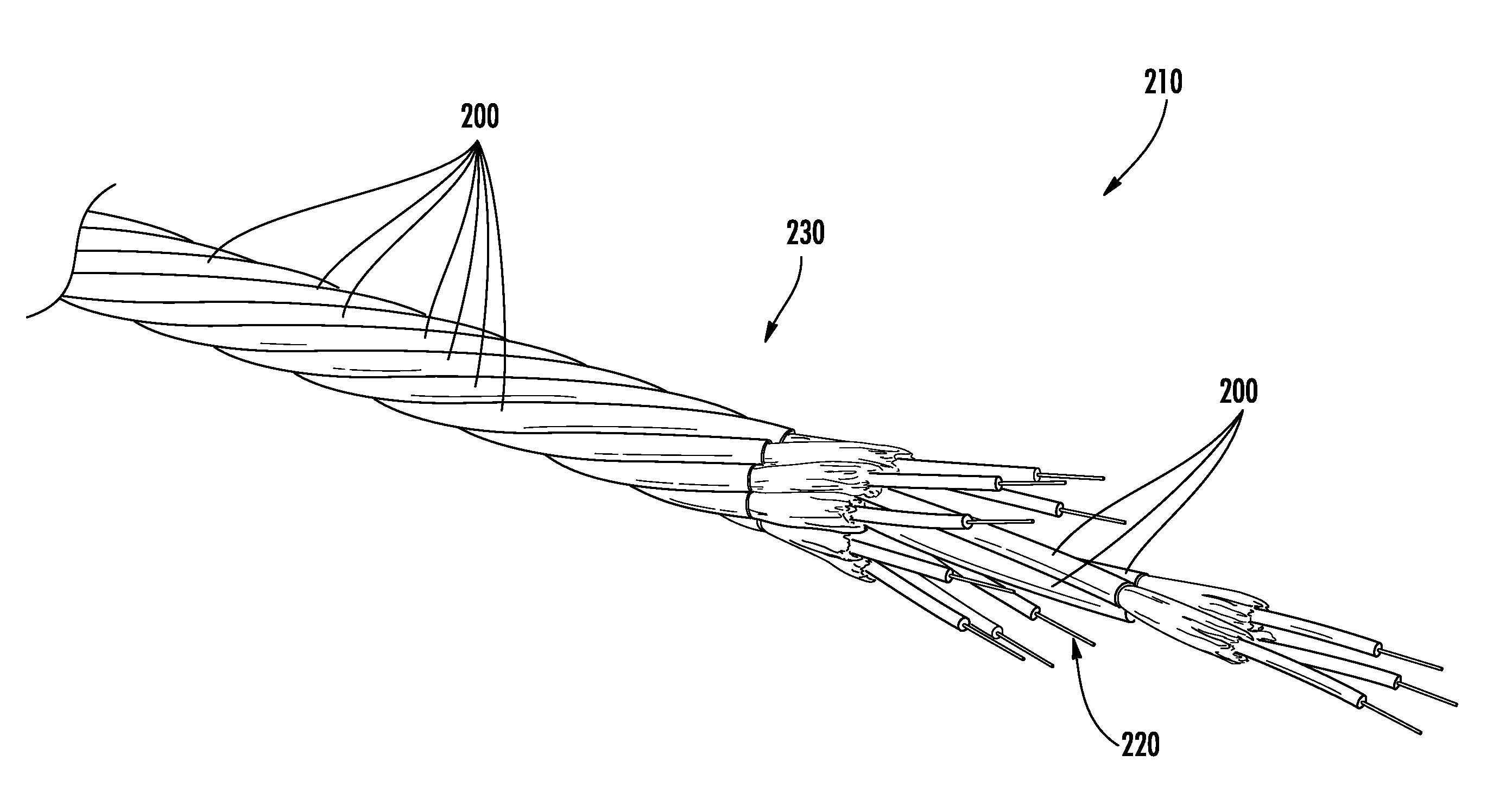 patent us20120281955 - optical fiber cable bundle