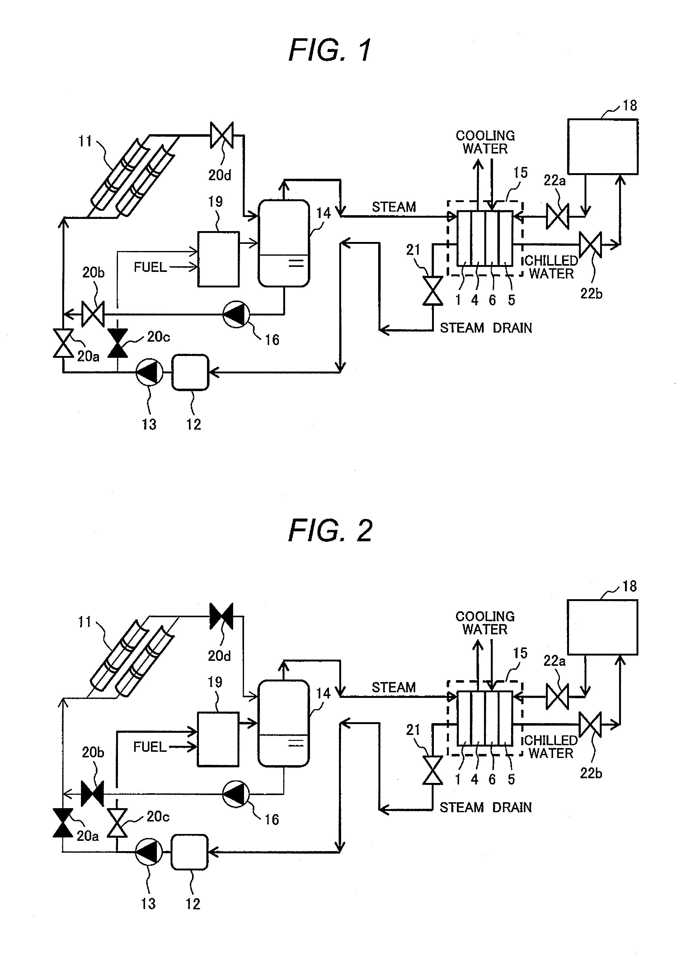 hitachi absortion chiller wiring diagram