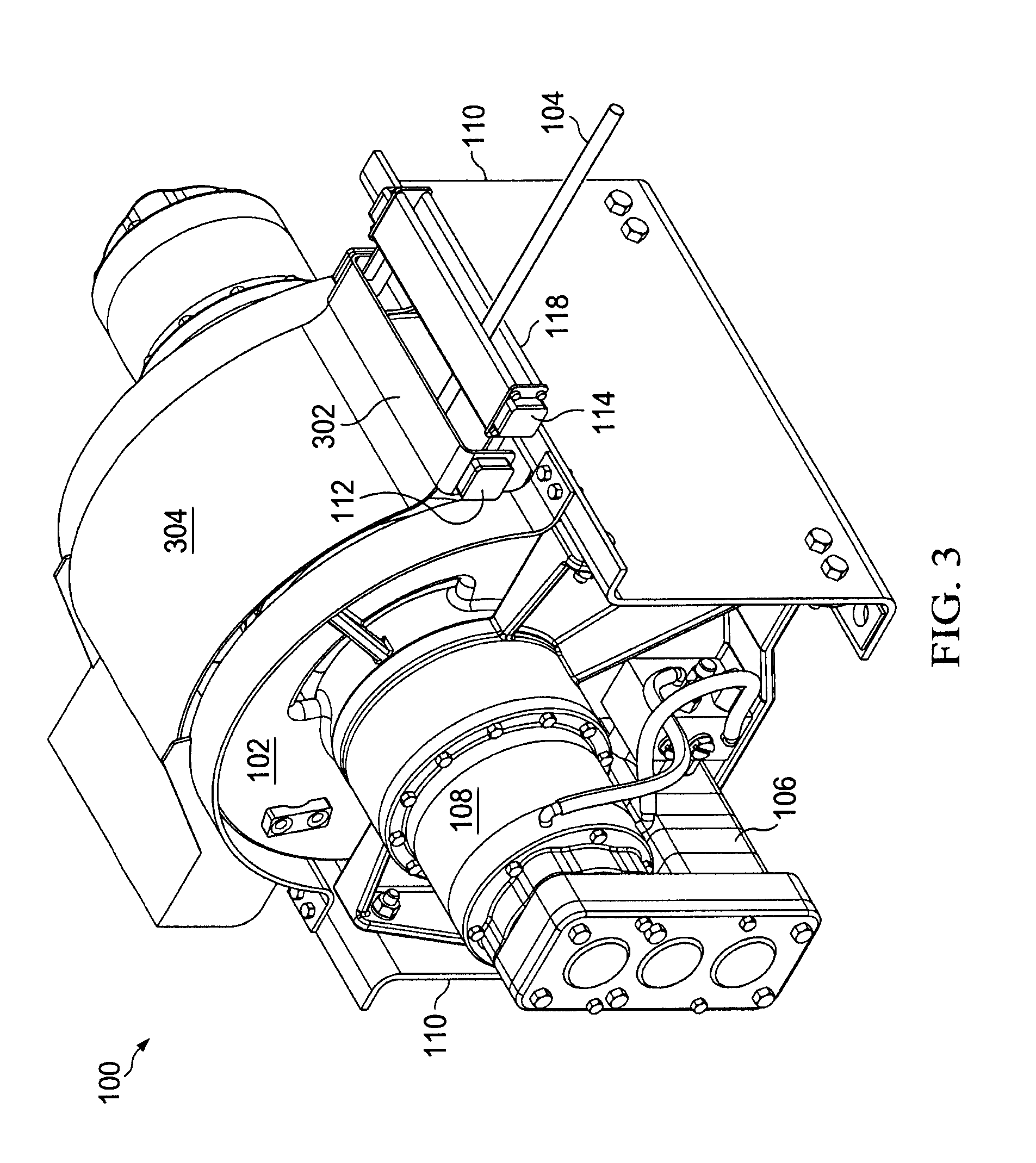 patent us20120290226 system and method for calculating winch