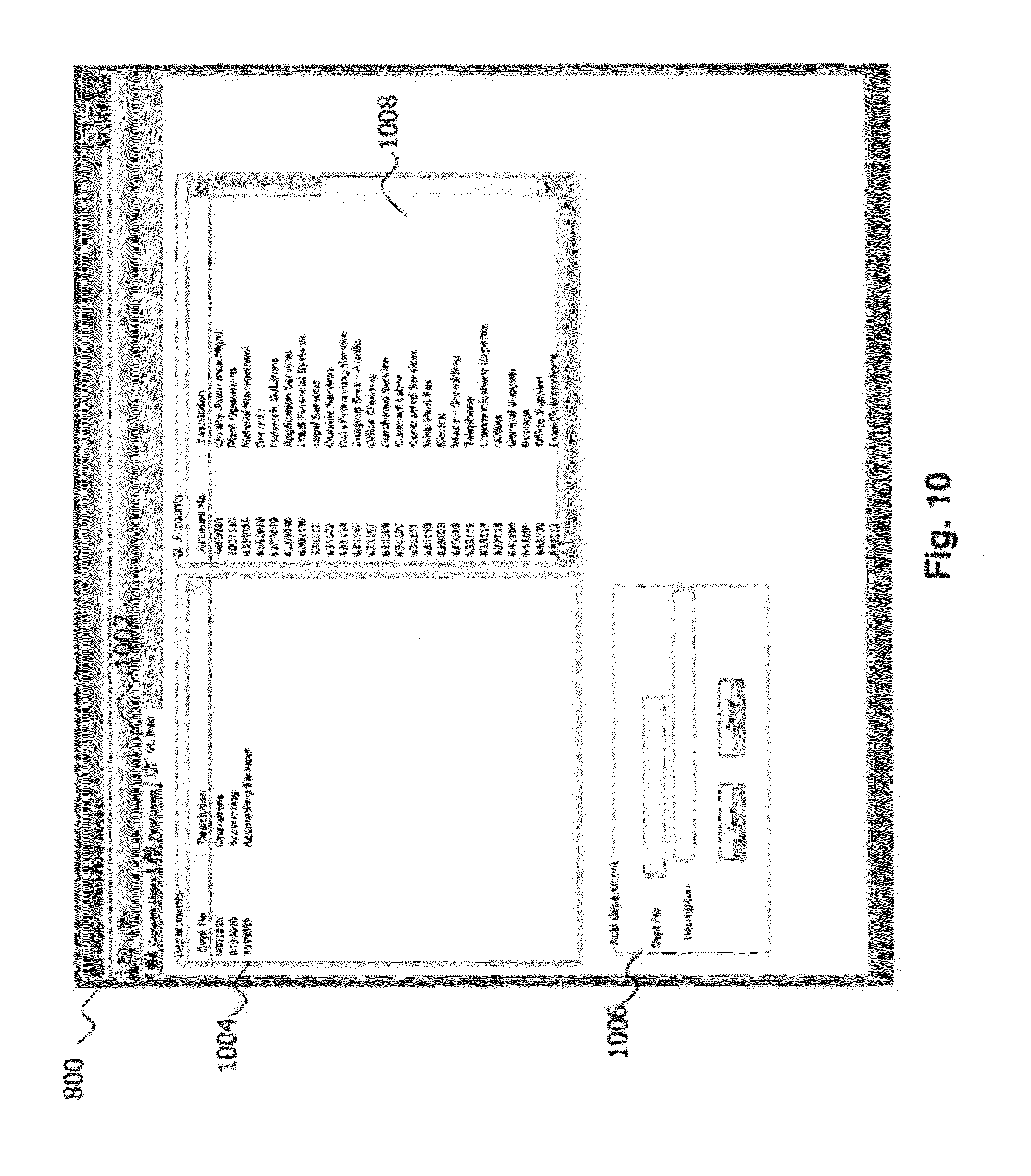 Business Card And Receipt Scanner Pdf Patent Us  Automated Invoice Processing Software And  Sample Acknowledgement Receipt Excel with Invoice Database Design Word Patent Drawing Child Care Tax Receipt Excel