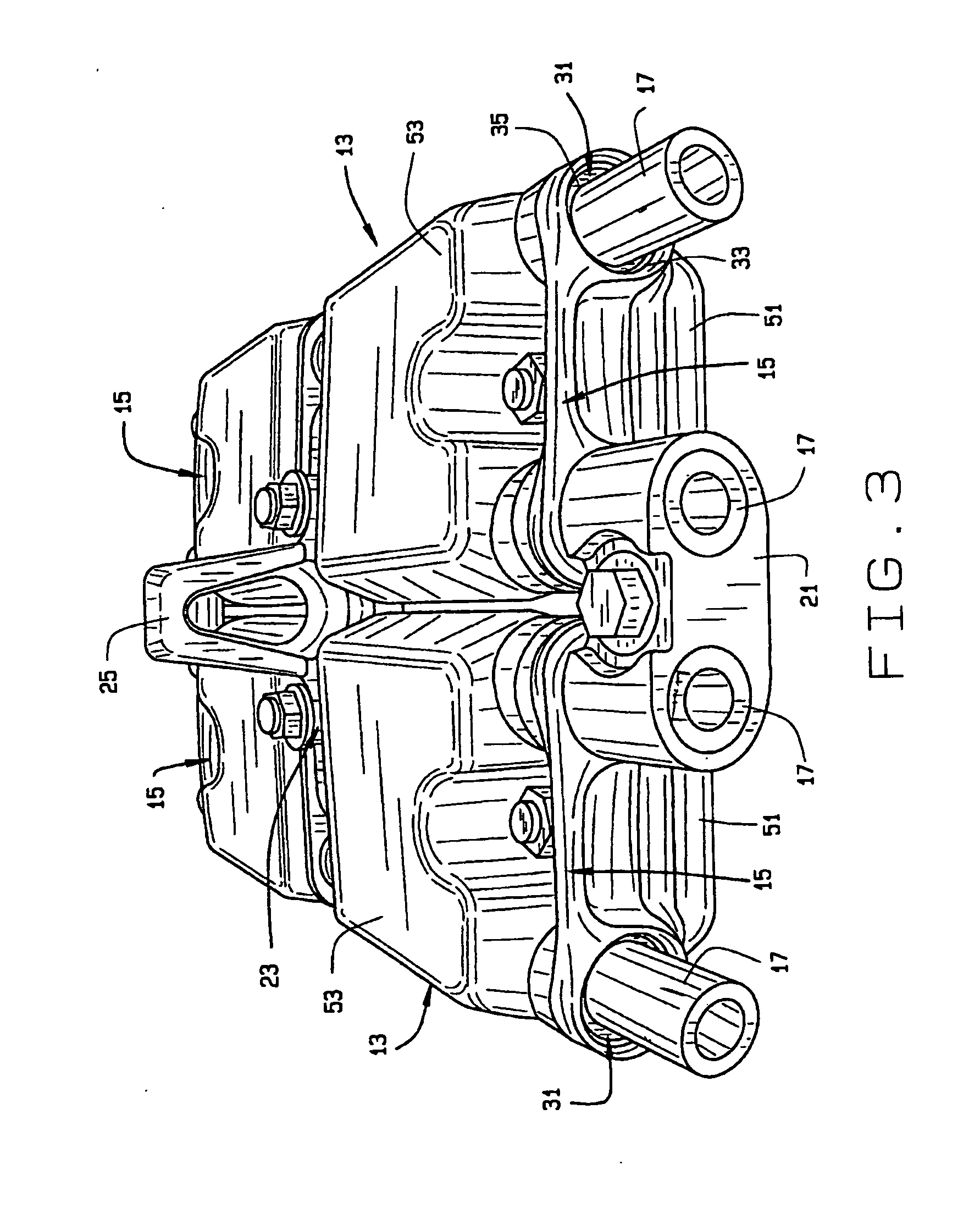 patent us20120292983 track shoe assembly for continuous track