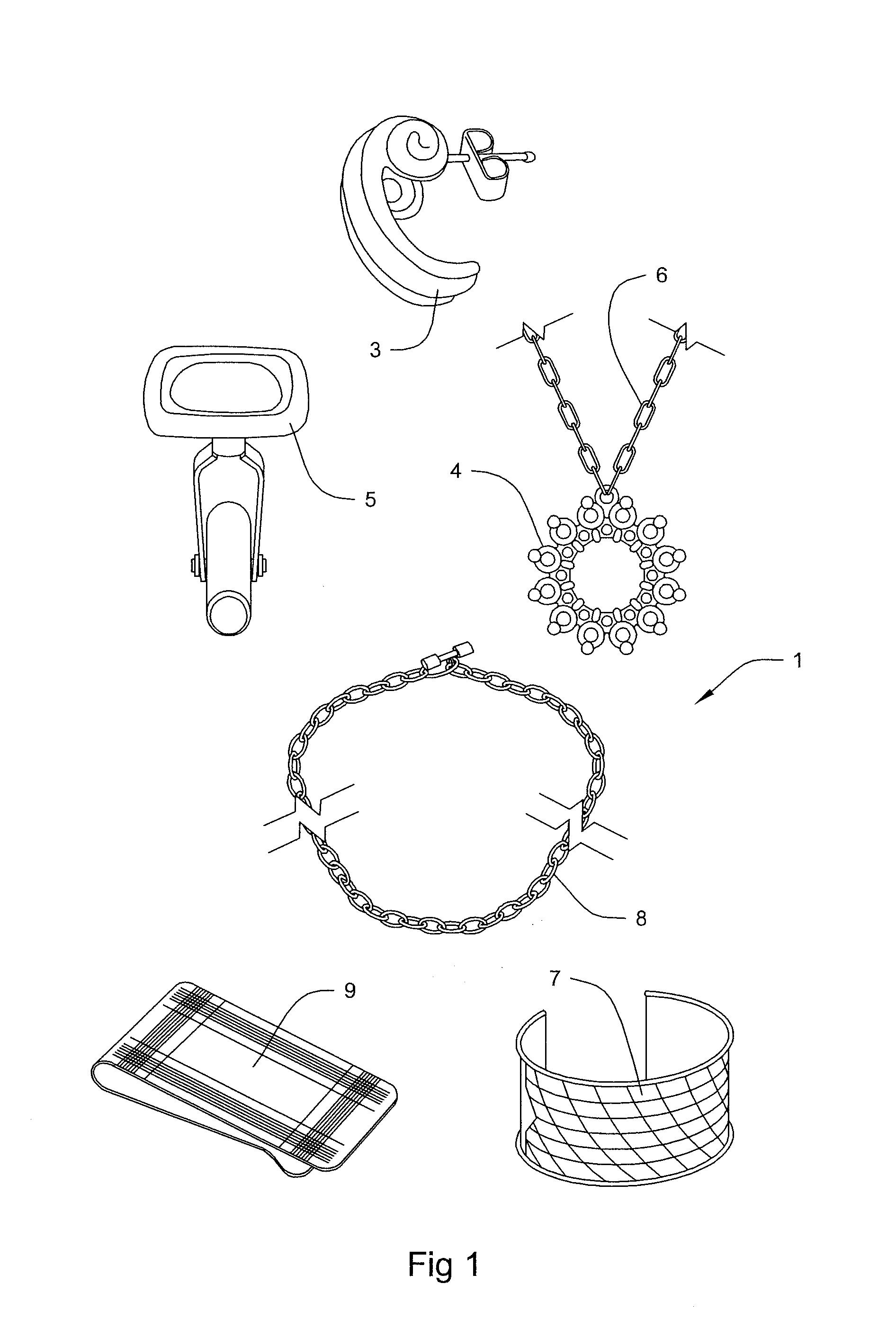 Iridium Wedding Band 82 Great Patent Drawing