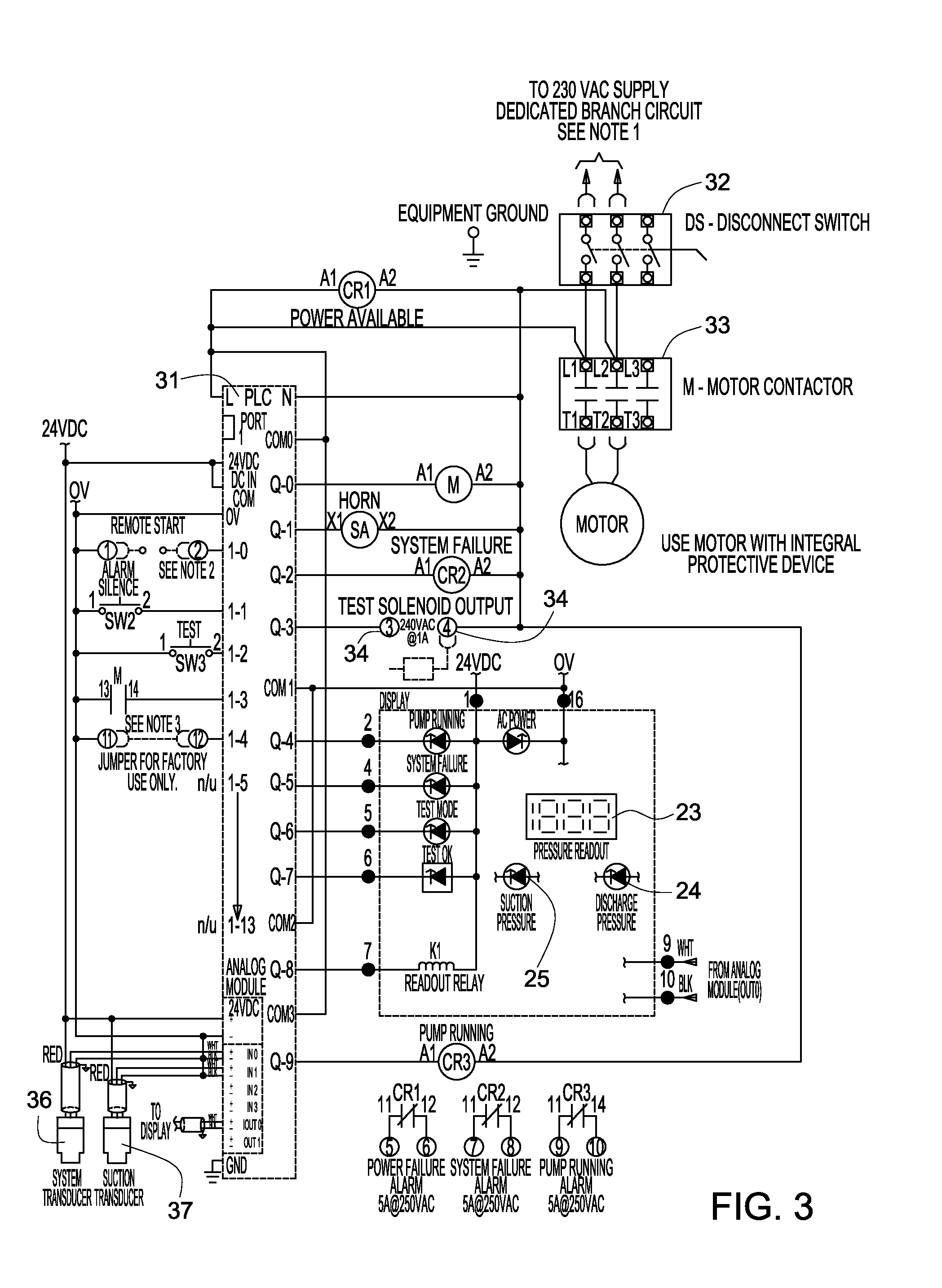 US20120298381A1 20121129 D00003 patent us20120298381 self testing and self calibrating fire sprinkler flow switch wiring diagram at readyjetset.co