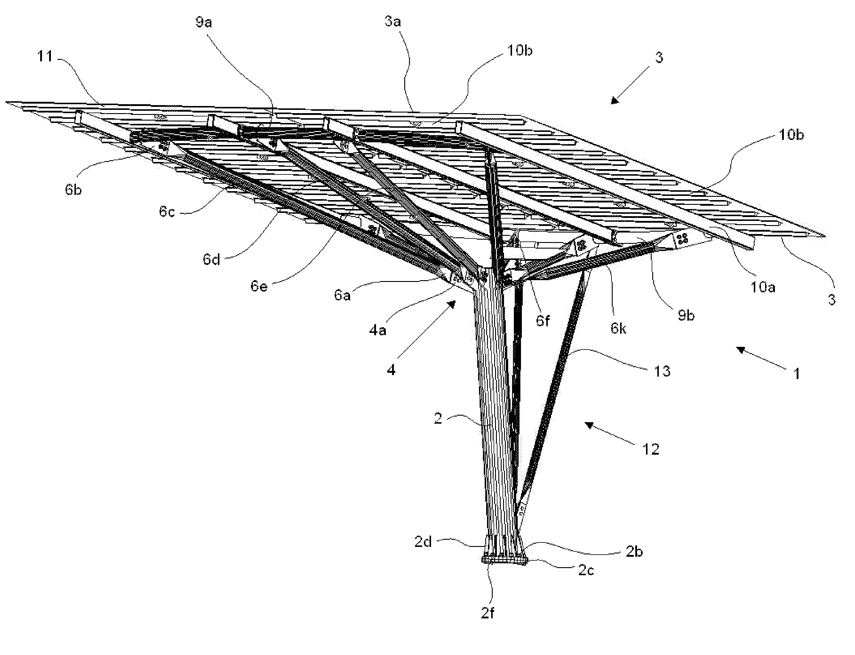 Patent Us20120304552 Carport Structure And Method Of