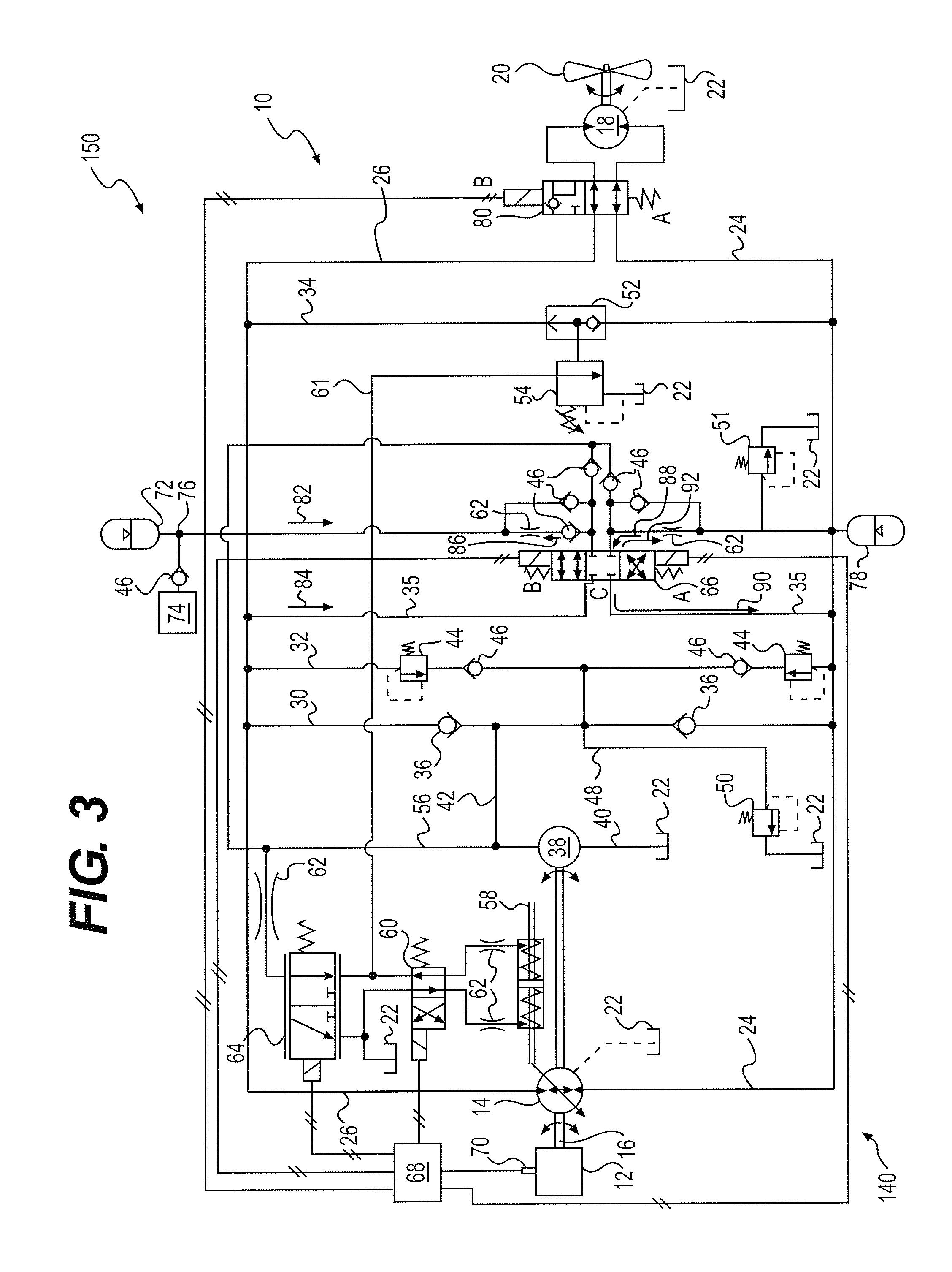 patent us20120304631 - hydraulic fluid system