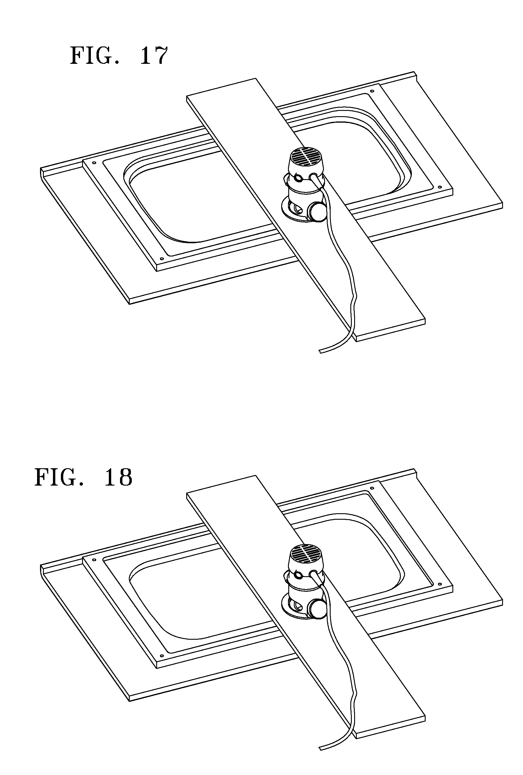 patent us20120306165 - undermount sink seal and method of making