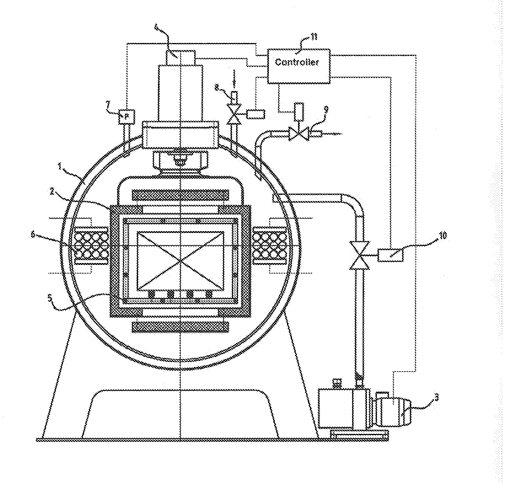 induction melting furnace schematic  induction  get free