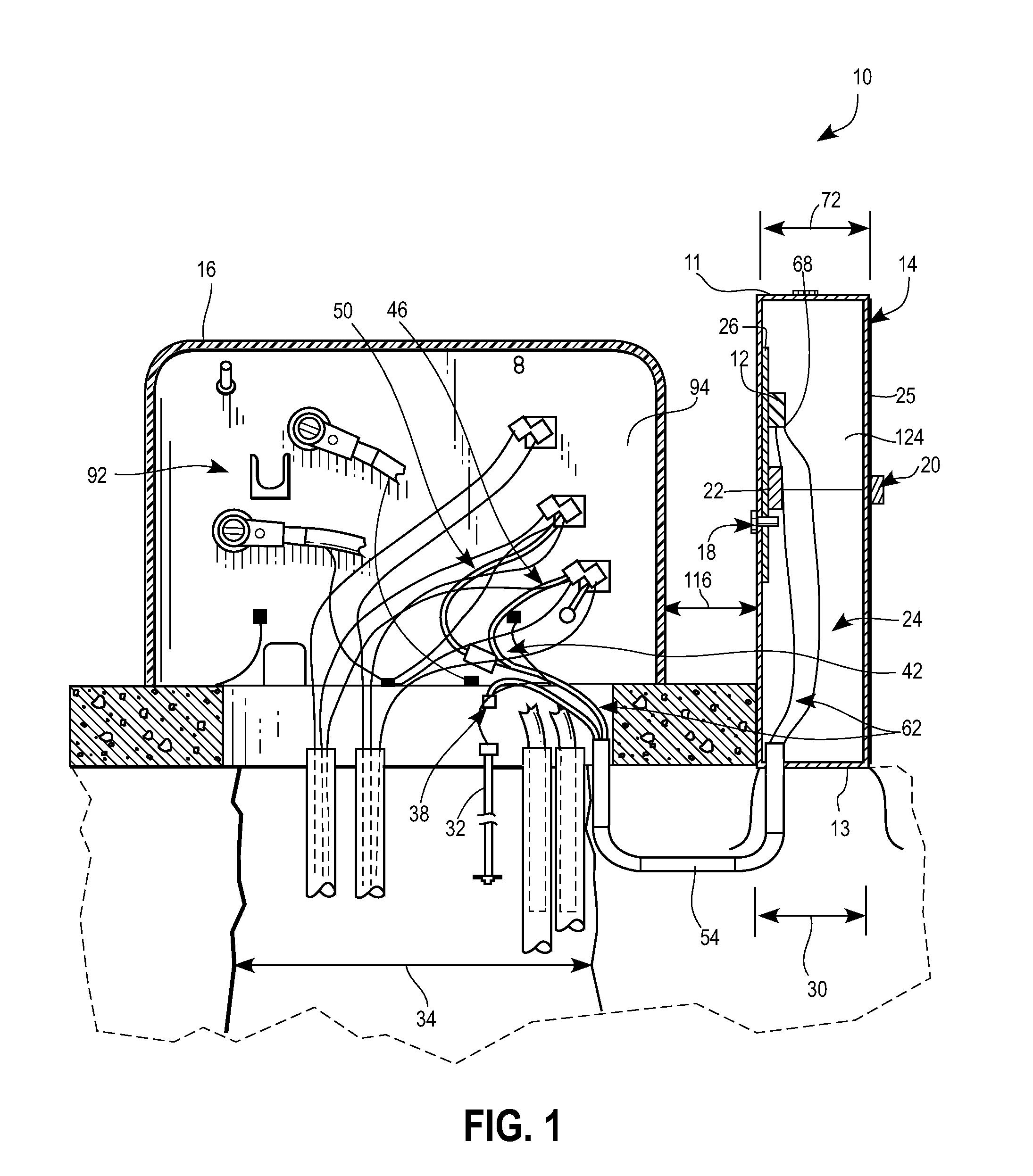 patent us20120314341 gateway node google patents patent drawing