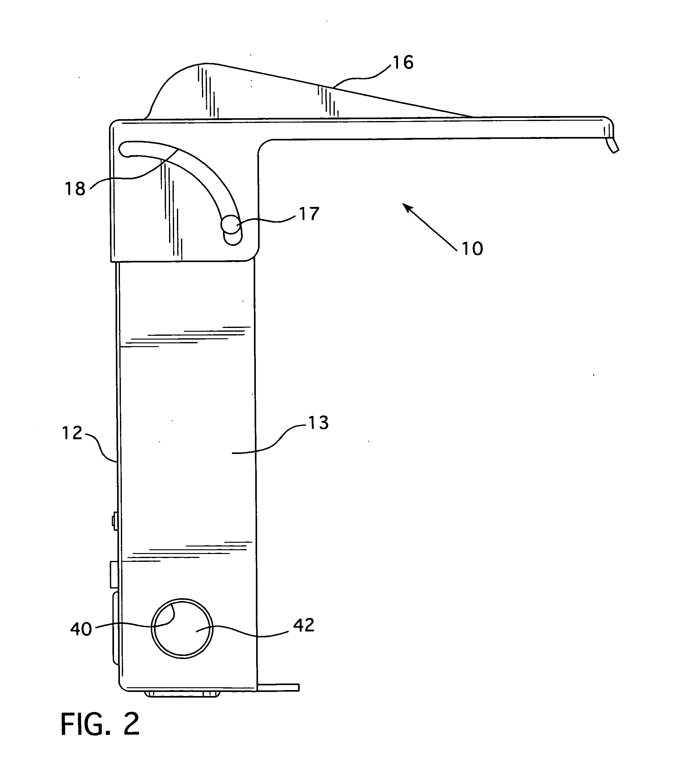 patente us weather resistant electrical disconnect patent drawing
