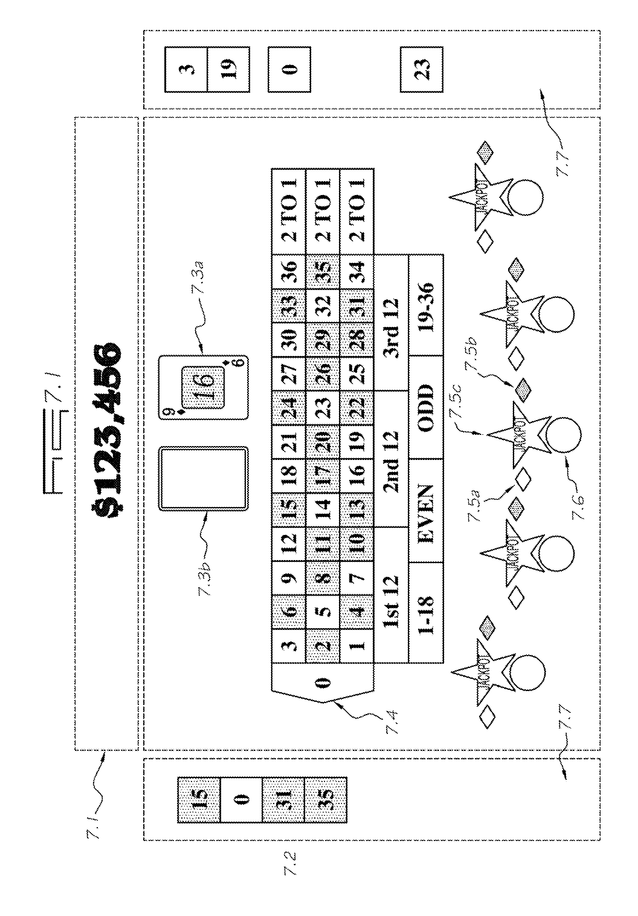 Round Table 122nd Patent Us20130012281 Method Of And Apparatus For Playing A Card