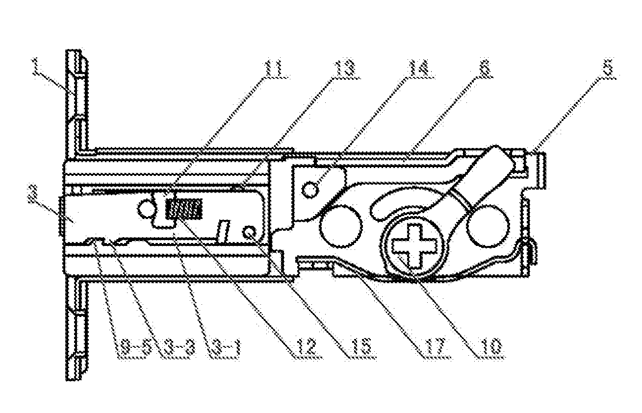 Patent Us20130015674 Door Latch Assembly Google Patents
