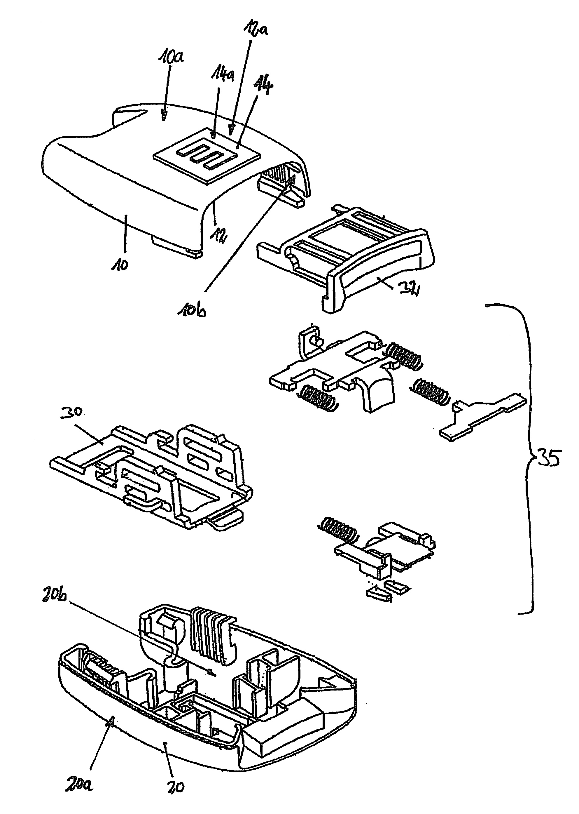 Seat Belt Mechanism Diagram on car part names and diagrams