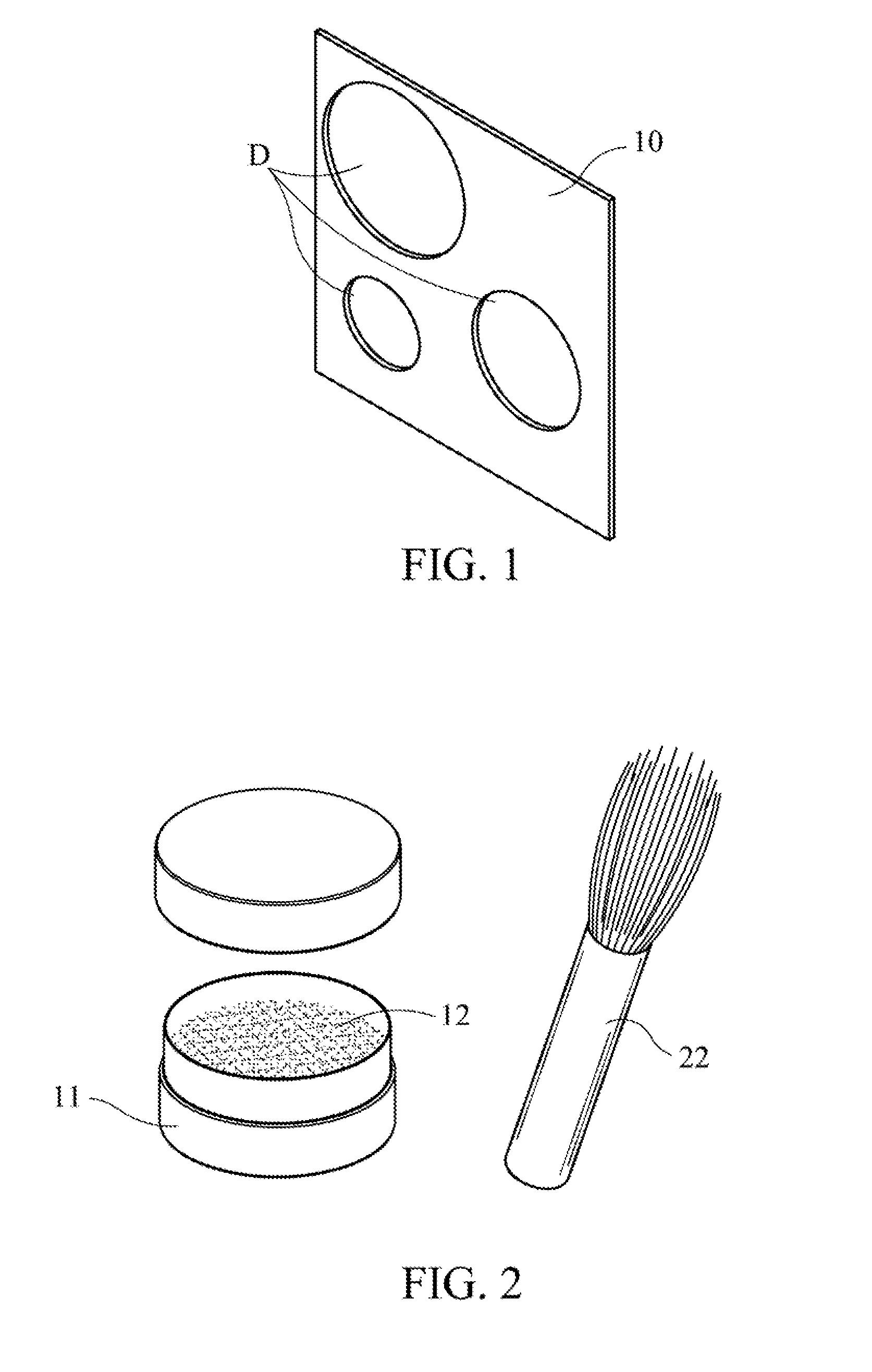 Patent Us20130025613 Hair Cutting Design Kit Google Patents