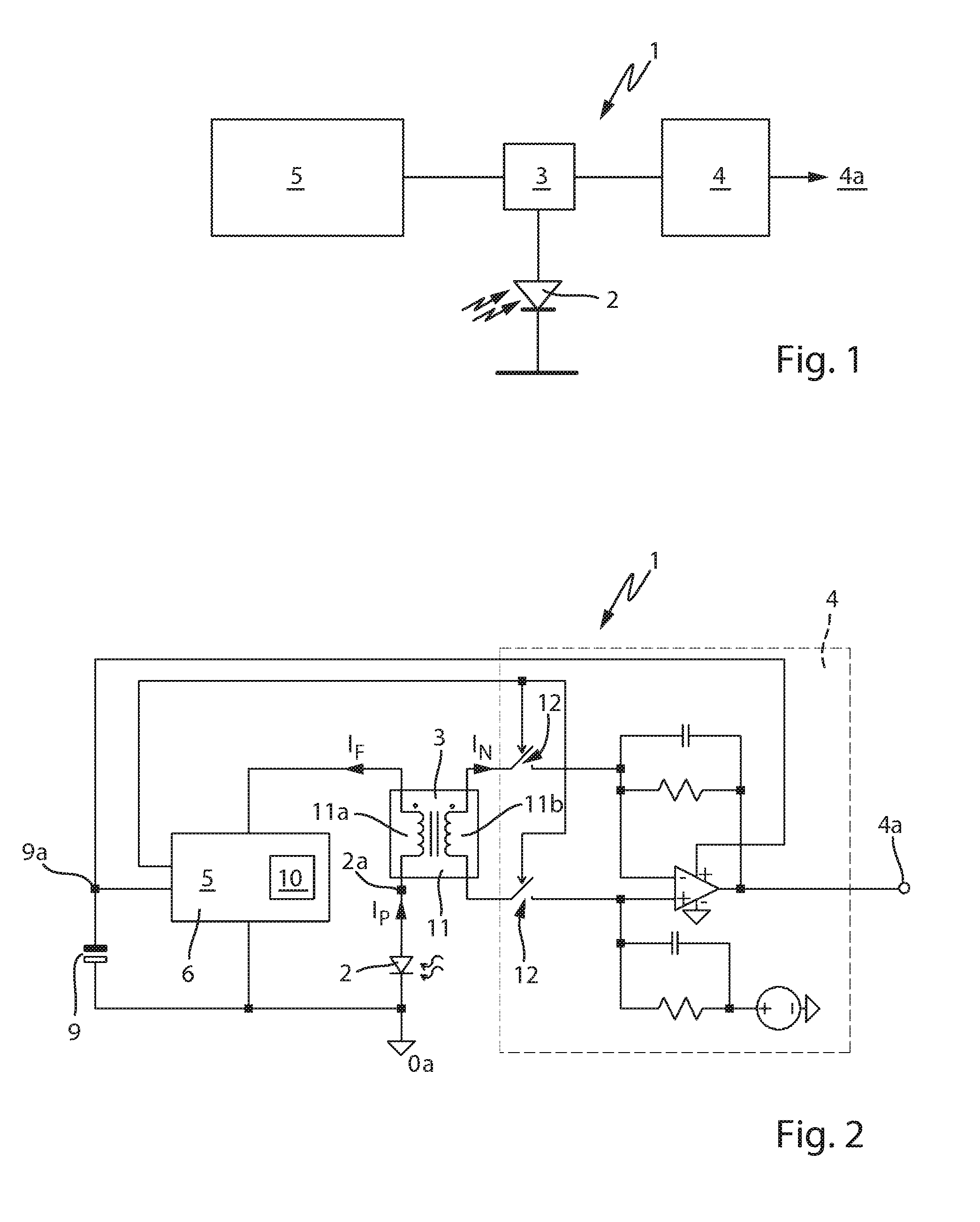 Patent Us20130028593 Optical Receiver For Receiving Light And Us6359517 Photodiode Transimpedance Circuit Google Patents Drawing