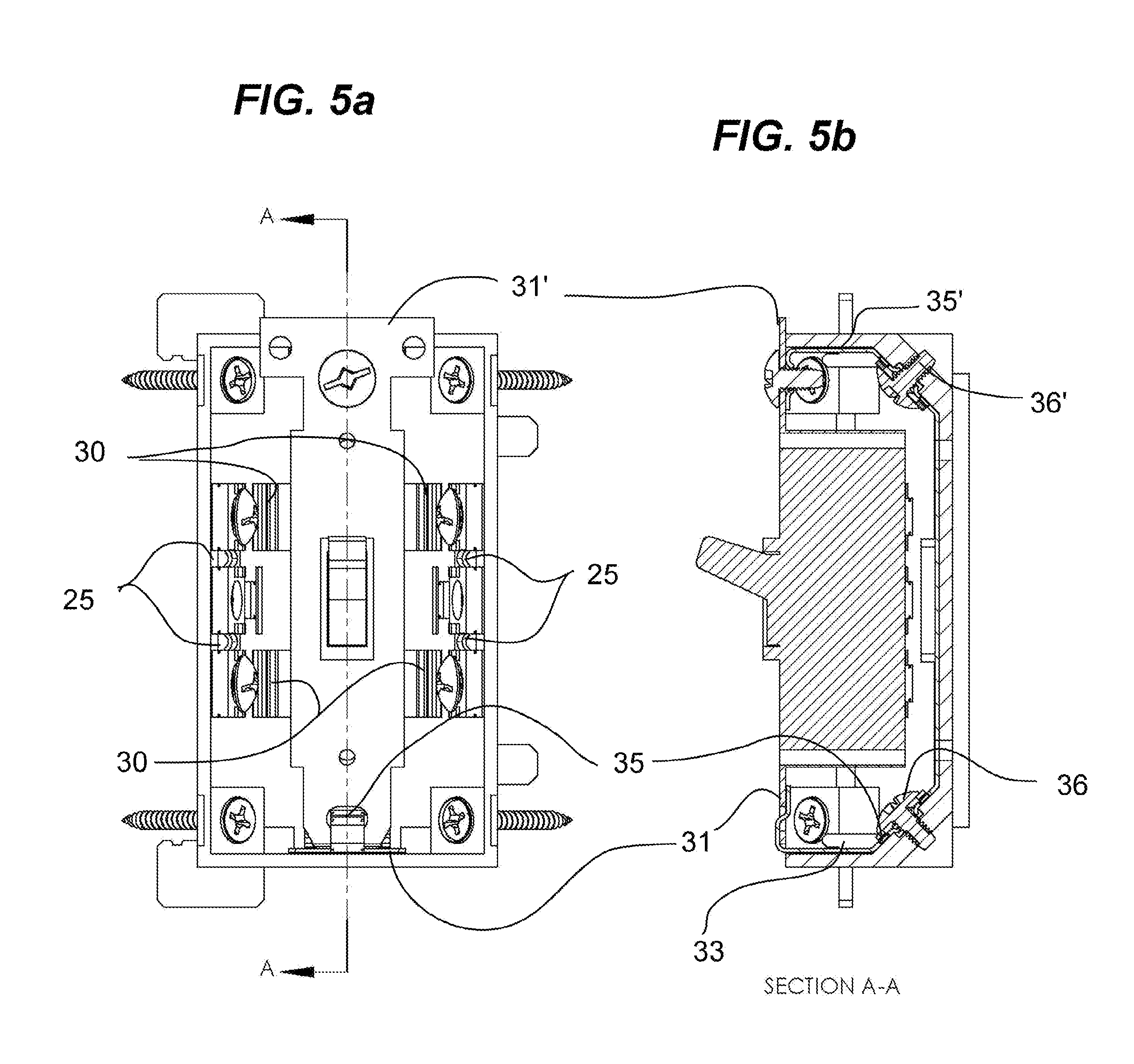 patent us20130032372 - shallow electric box