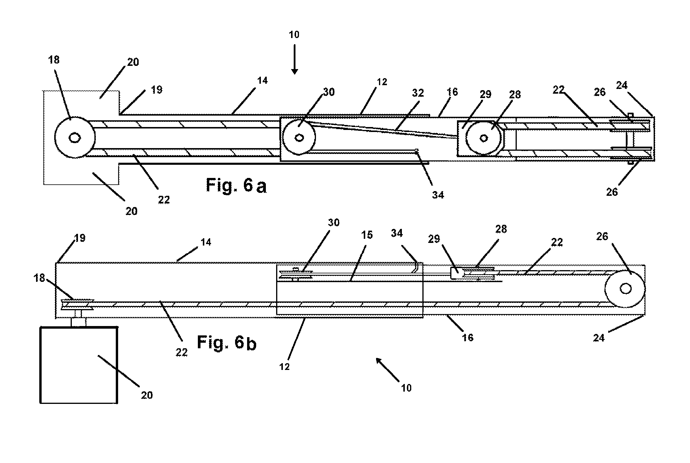 Patent Us20130037504 Telescopic Traversing System For