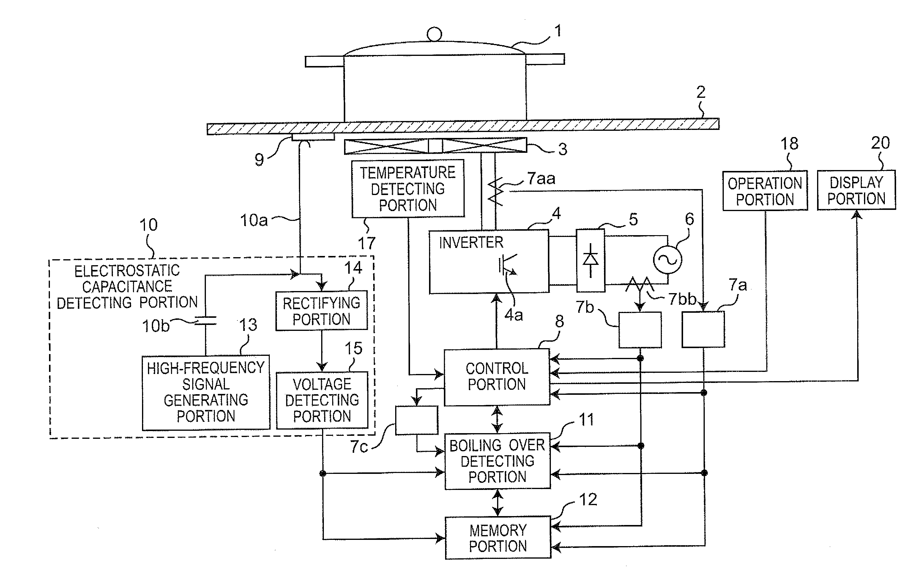Patent Us20130037535 - Induction Cooker