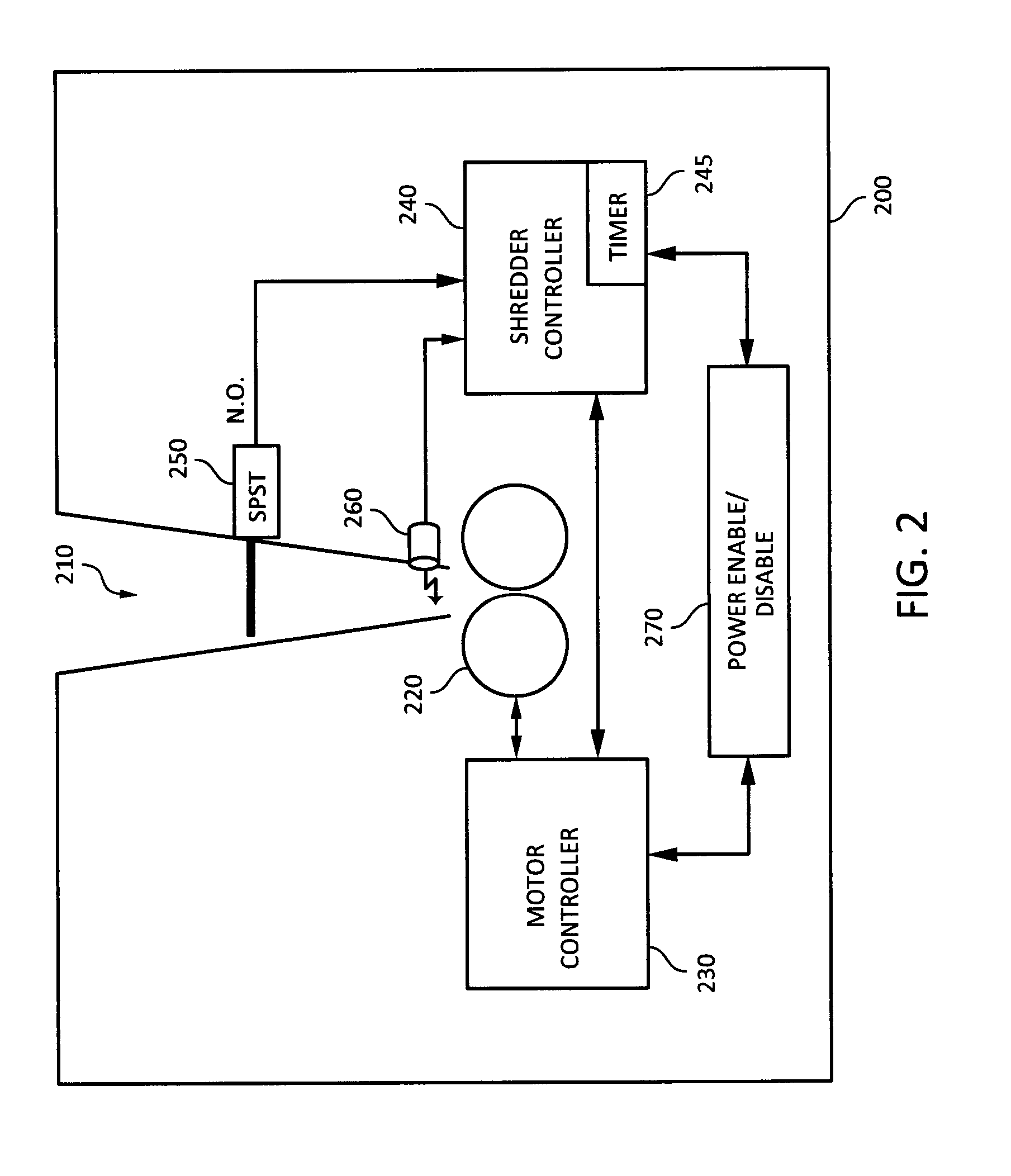 patent us20130037637 depowered standby paper shredder and method patents