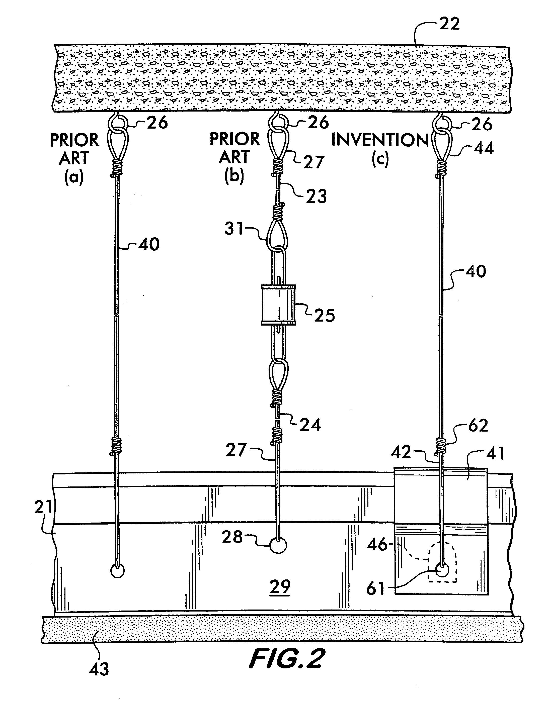 Patent Us20130042560 Noise Damper Google Patents