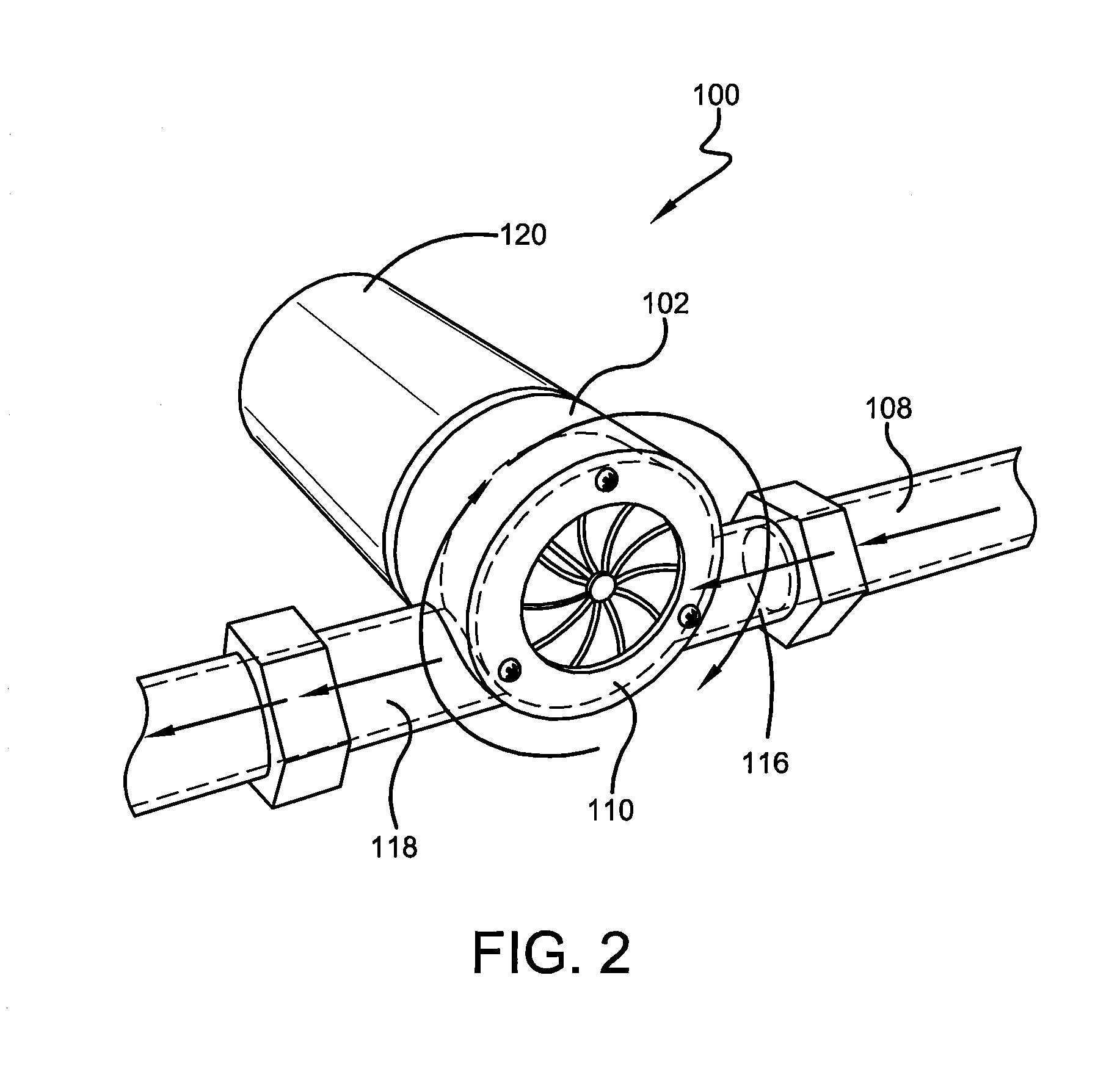 Line Art Generator : Patent us  in line water generator google