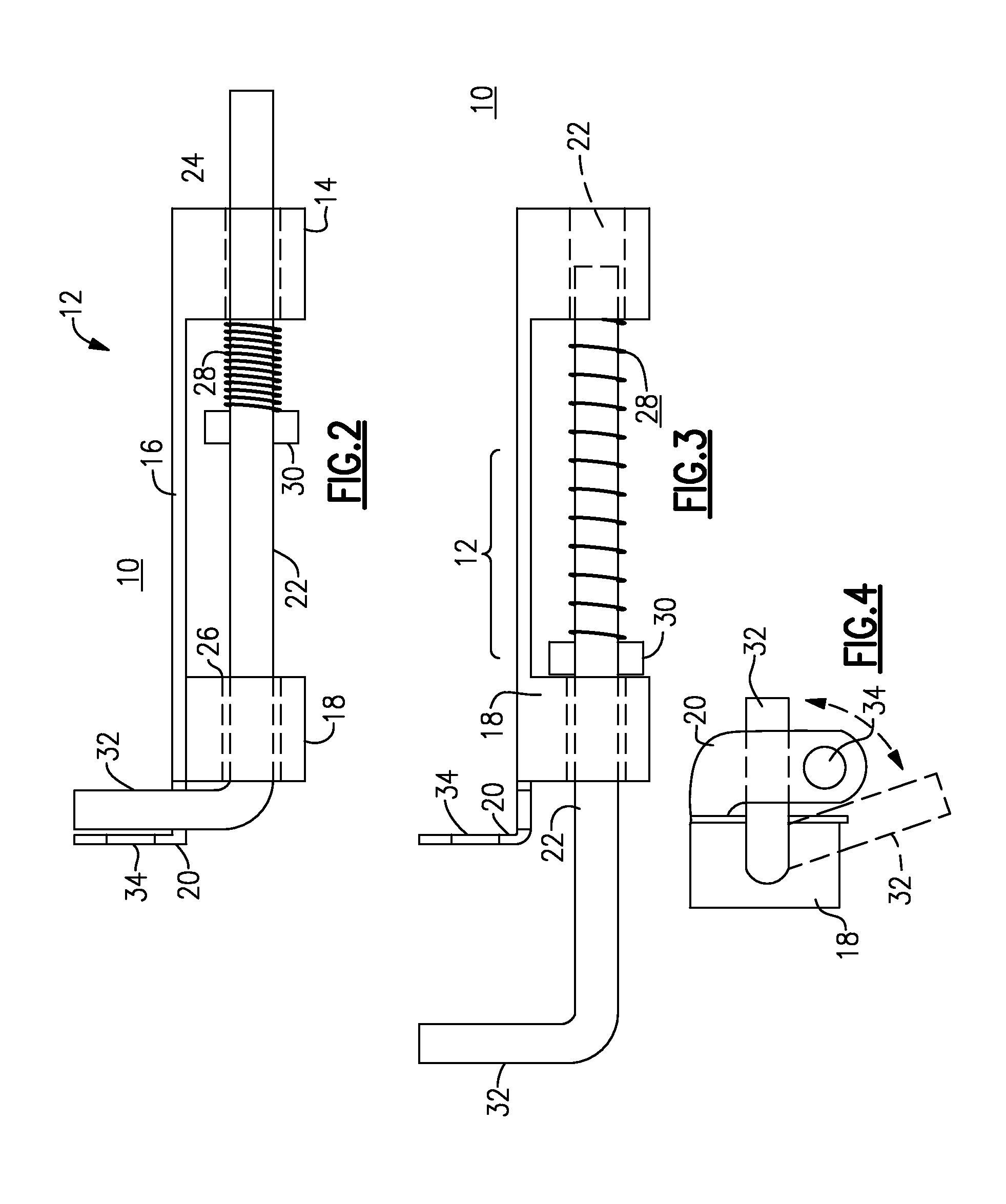 Patent Us20130056995 Sliding Pin Lock Mechanism For