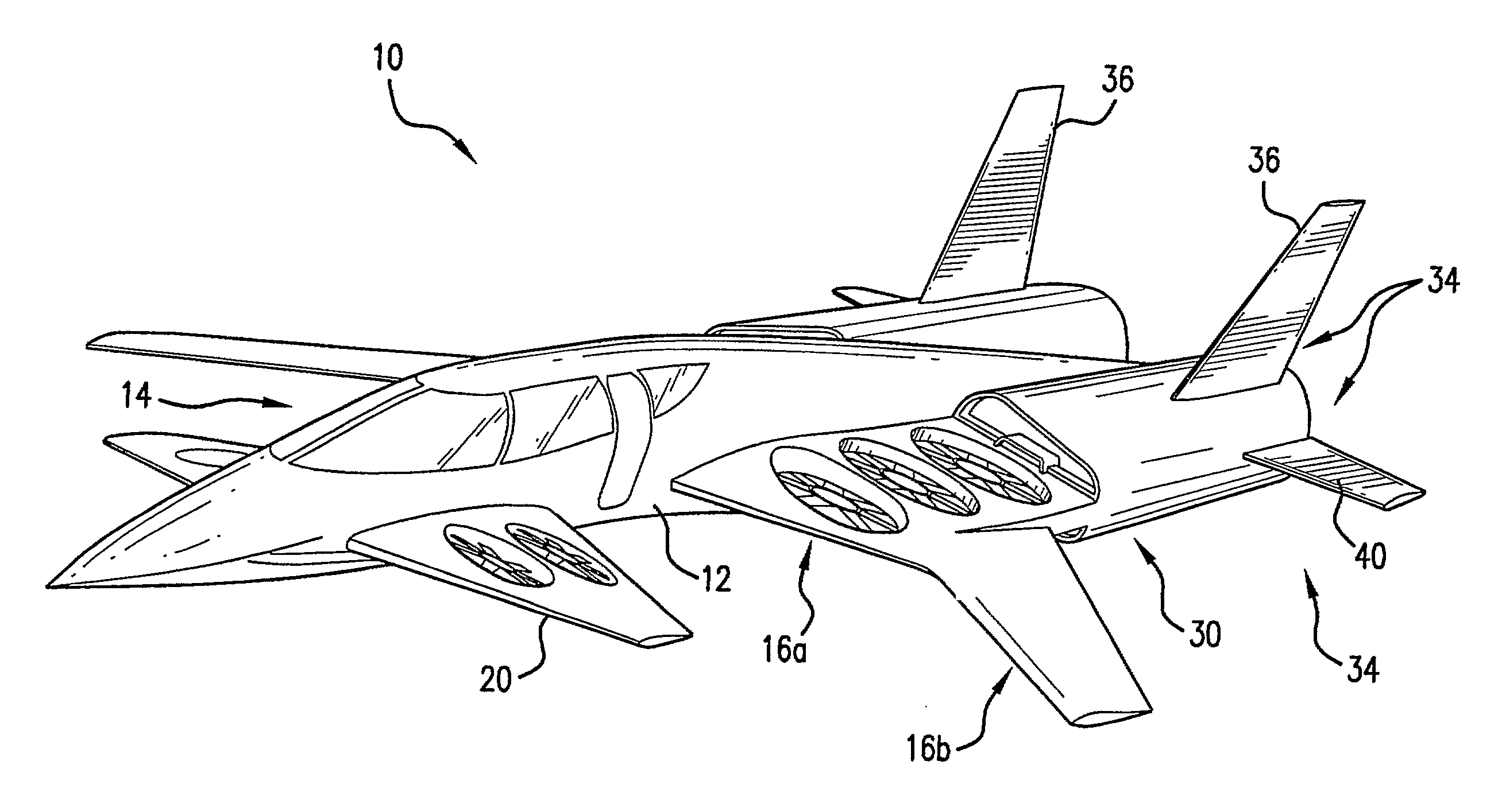 patent us20130062455  electric vtol aircraft