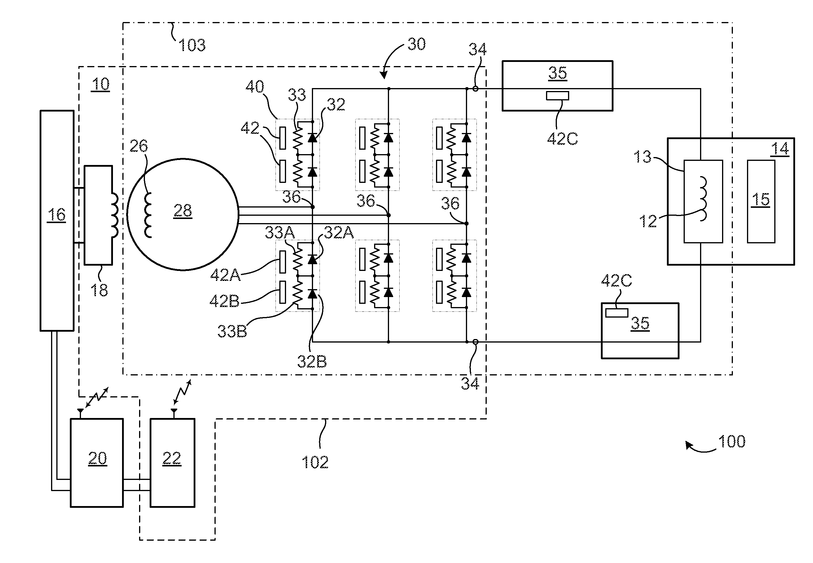 Brushless Dc Motor Fundamentalsbldc Controller Circuit Excitation System For Synchronous Motors
