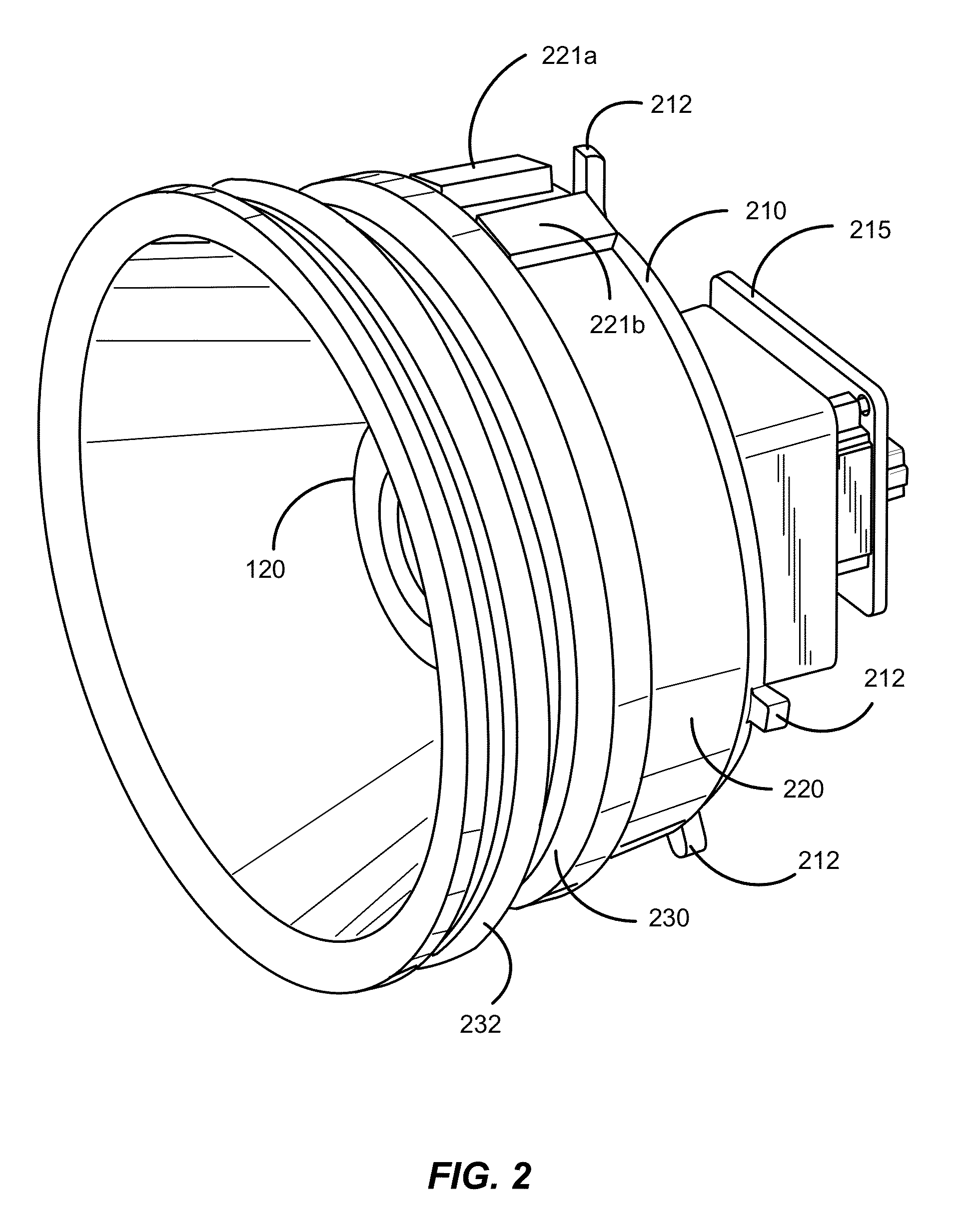 brevet us20130070102 thermal isolation device for infrared IP Camera Wiring Diagram patent drawing