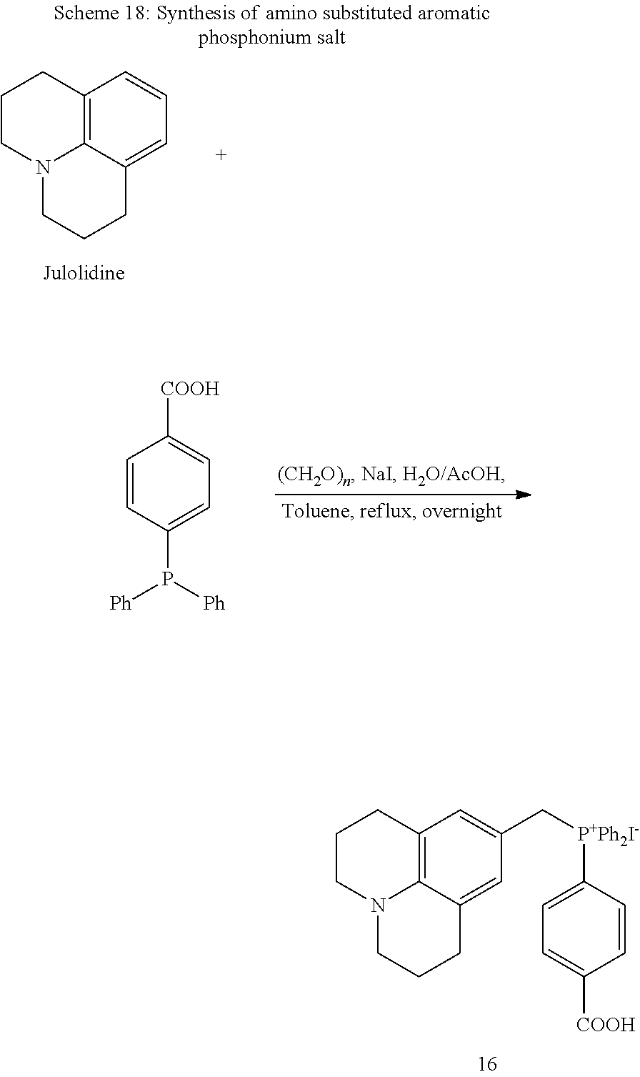 Synthesis of julolidine business paper plan term