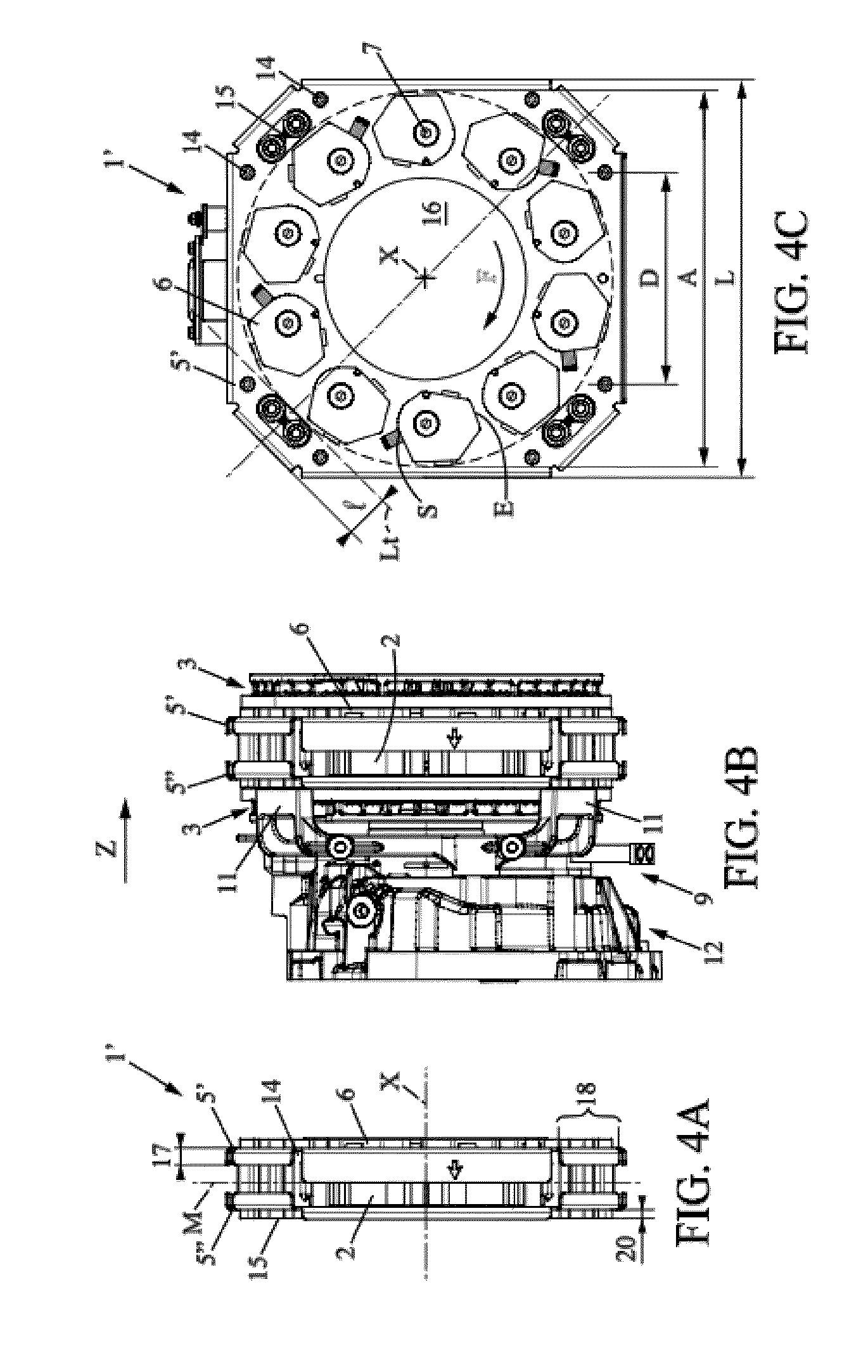 patent us20130093274 interchangeable stator for electromagnetic retarder and electromagnetic