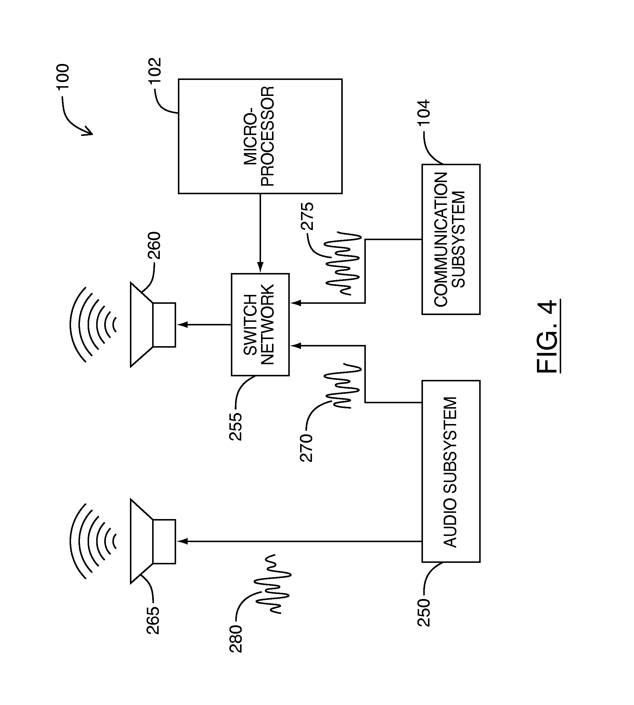 Patent Us20130094668 Proximity Sensing For User Detection And Circuit Furthermore Long Range Fm Transmitter Diagram On Ir Drawing