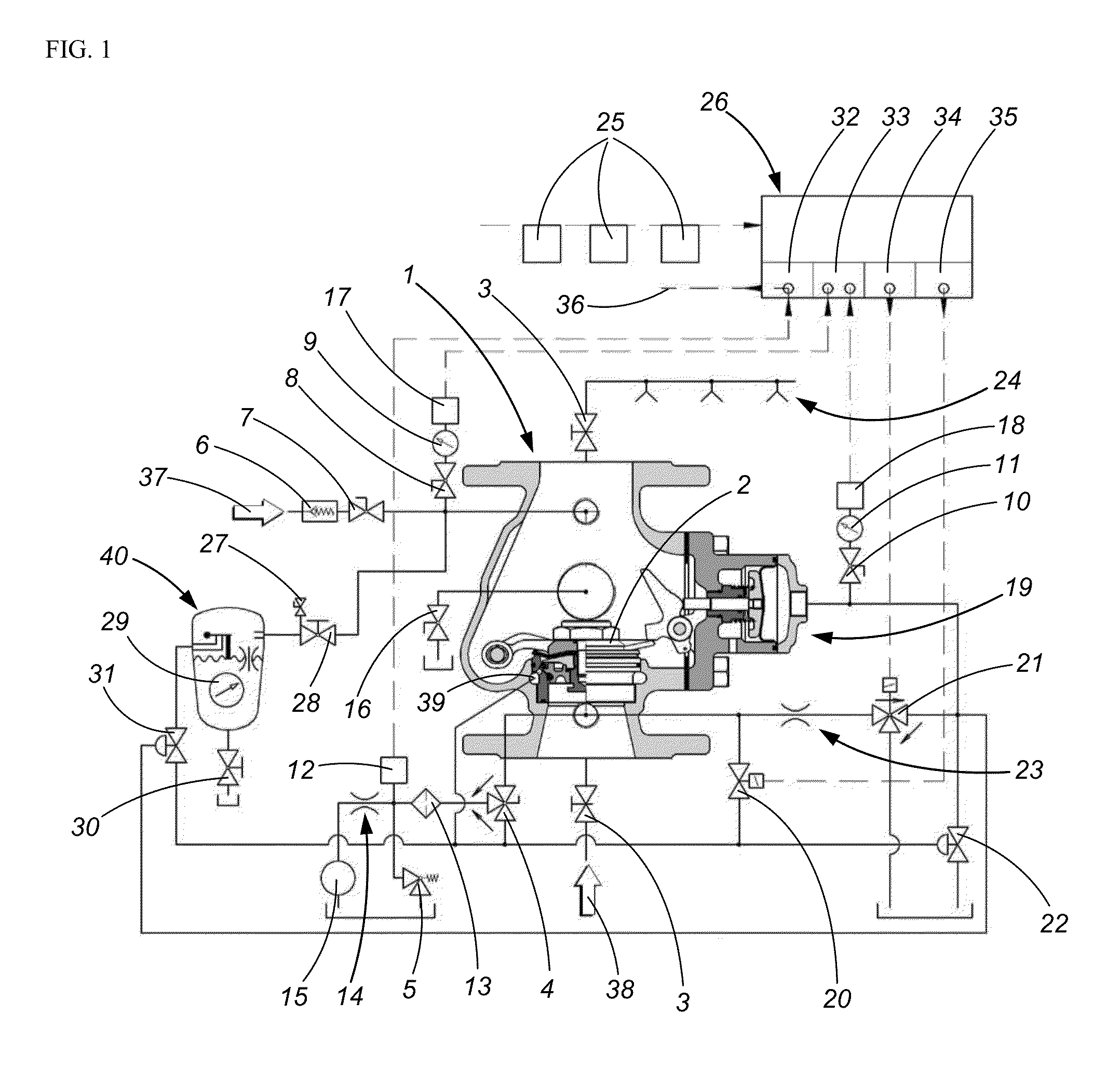 patent us20130098641 - preaction dry pipe alarm valve for a sprinkler pipework