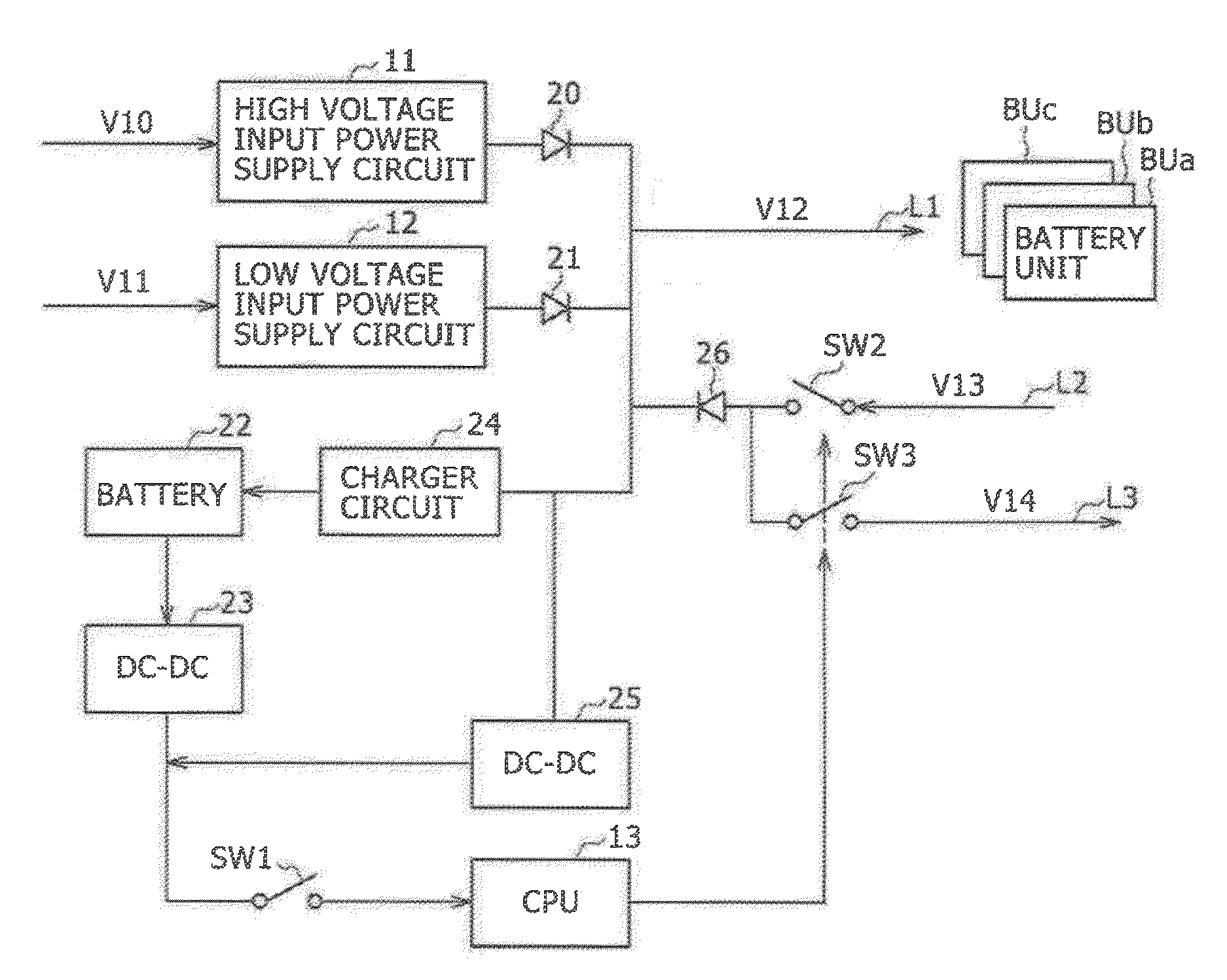 Patent Us20130106188 Control System Apparatus And Low Voltage Dc Converter Circuit Powersupplycircuit Drawing