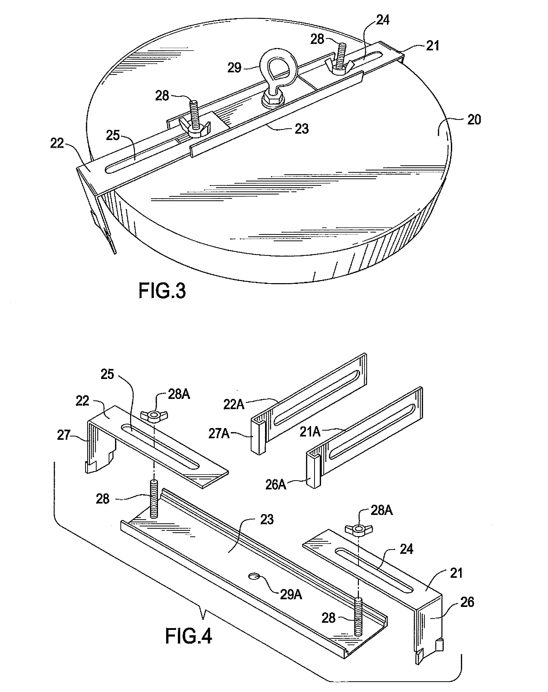 patent us20130122794 chimney tee cap retainer assembly google
