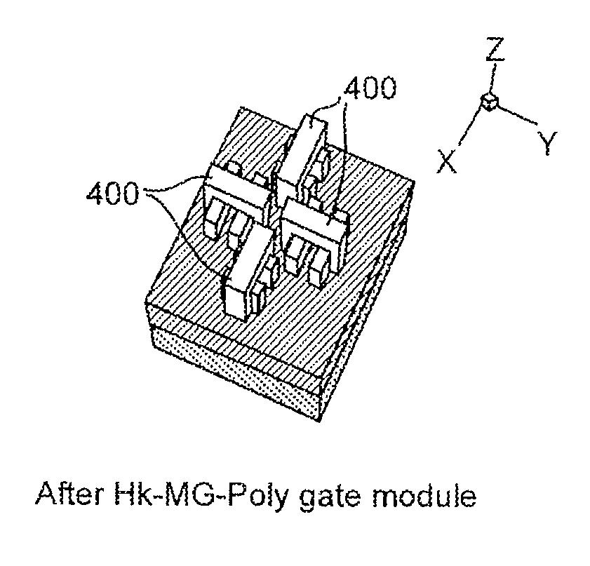 patent us20130140638 - high density six transistor finfet sram cell layout