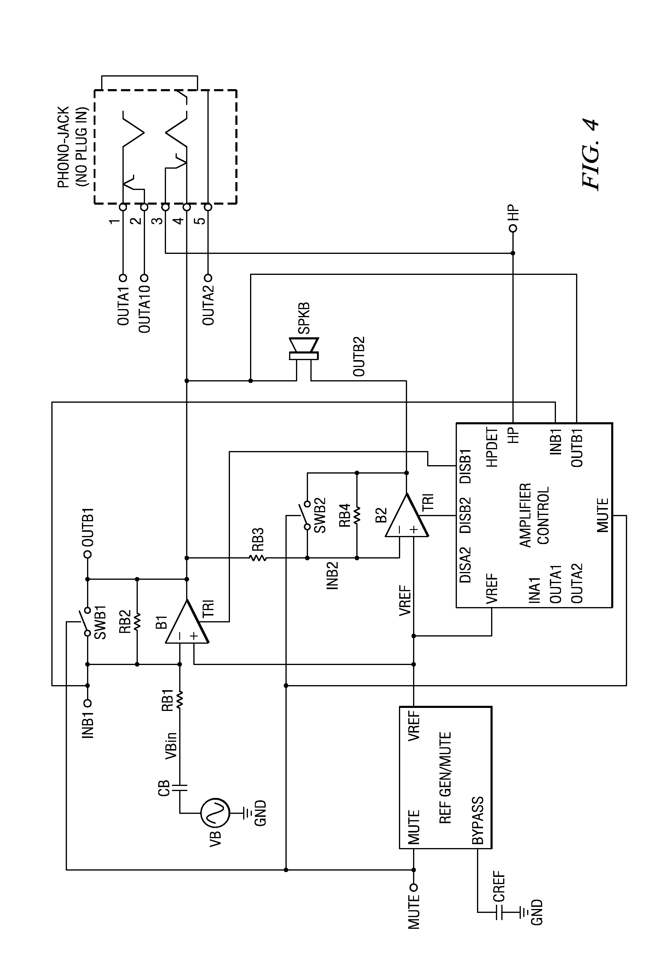 Patent Us20130141163 Output Coupling Capacitor Free Audio Power Cb Technical Amplifier Circuit Drawing